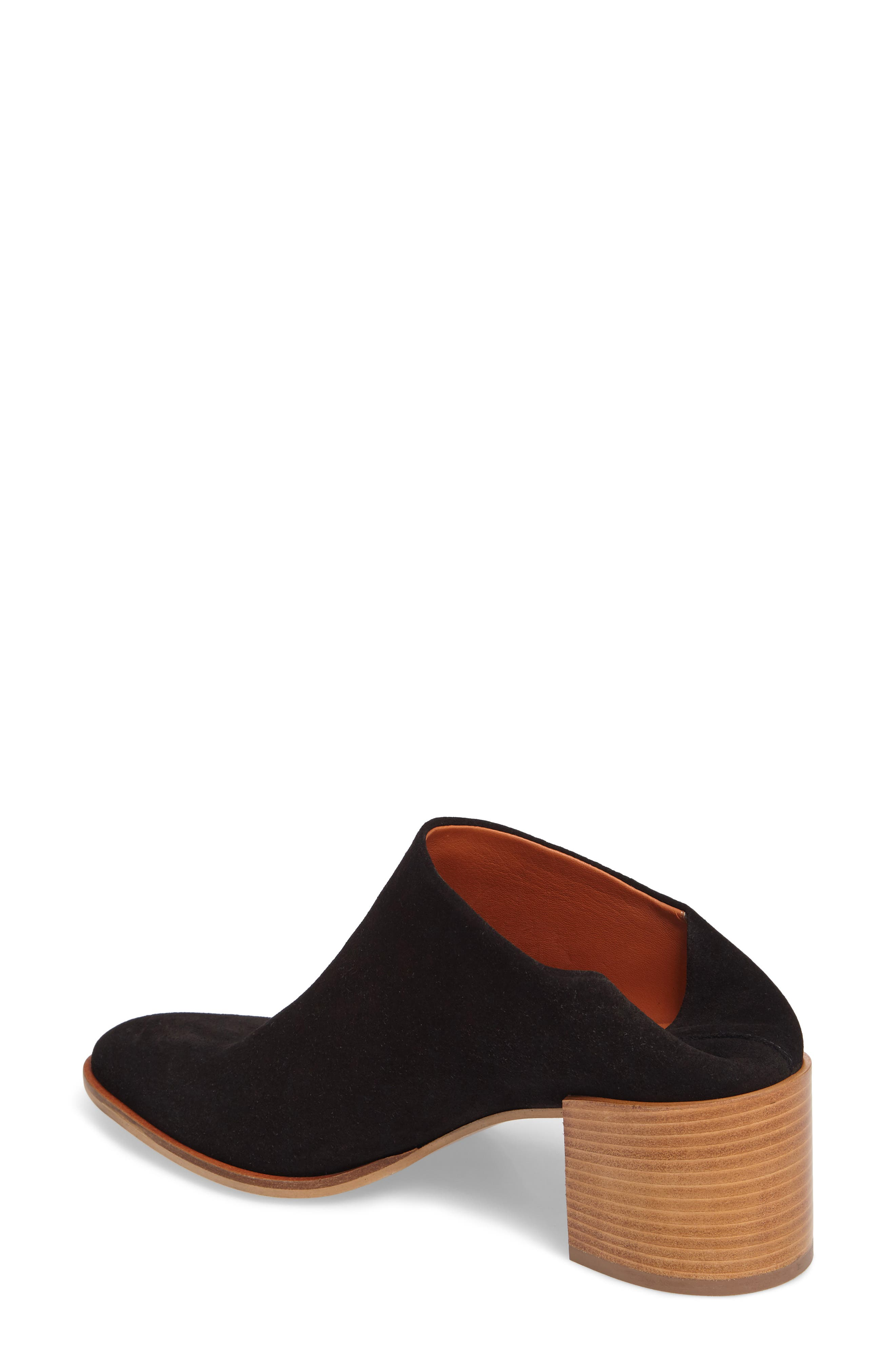 Alternate Image 2  - Everlane The Suede Heel Mule (Women)
