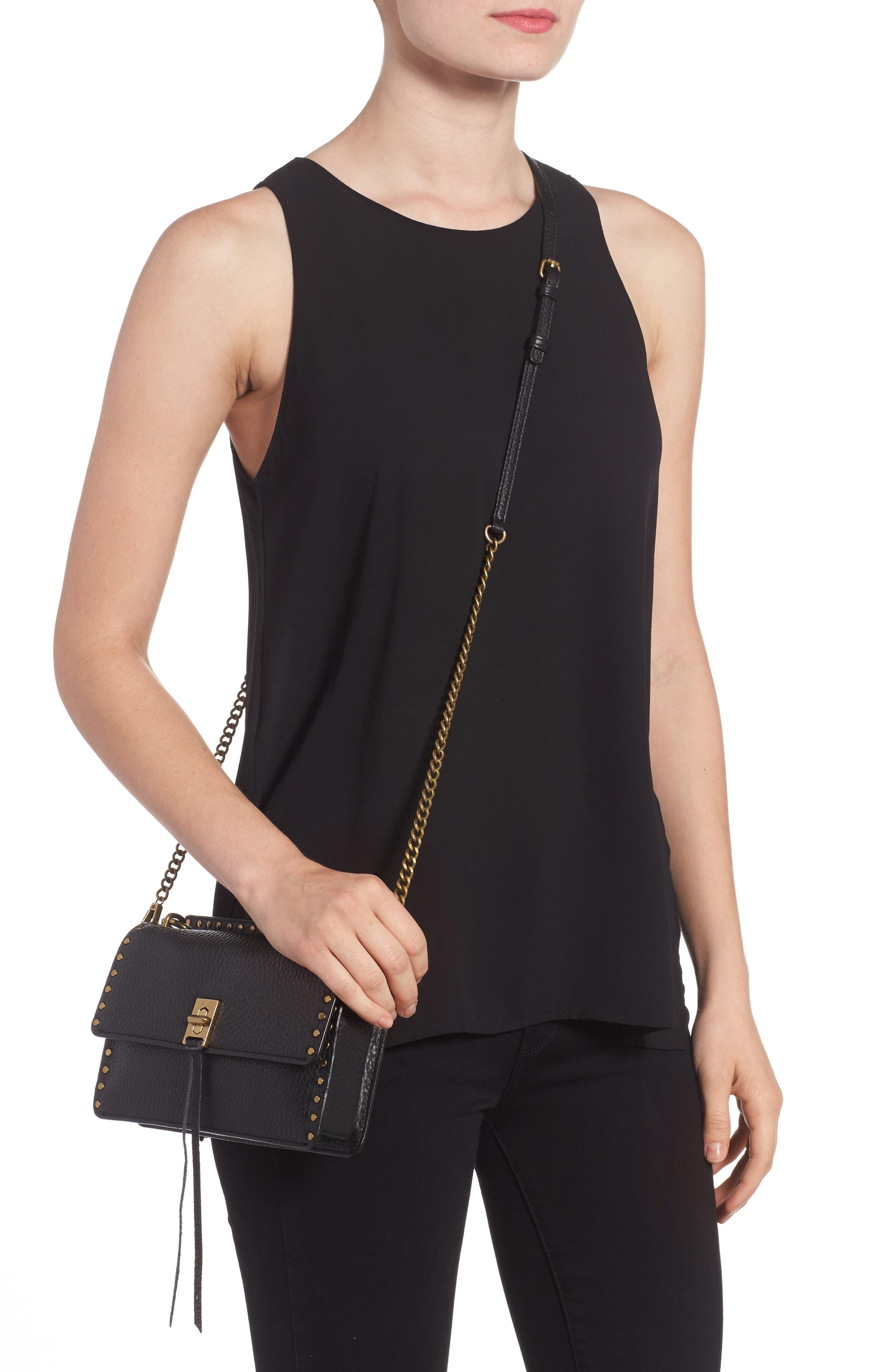 Alternate Image 2  - Rebecca Minkoff Darren Top Handle Crossbody Bag
