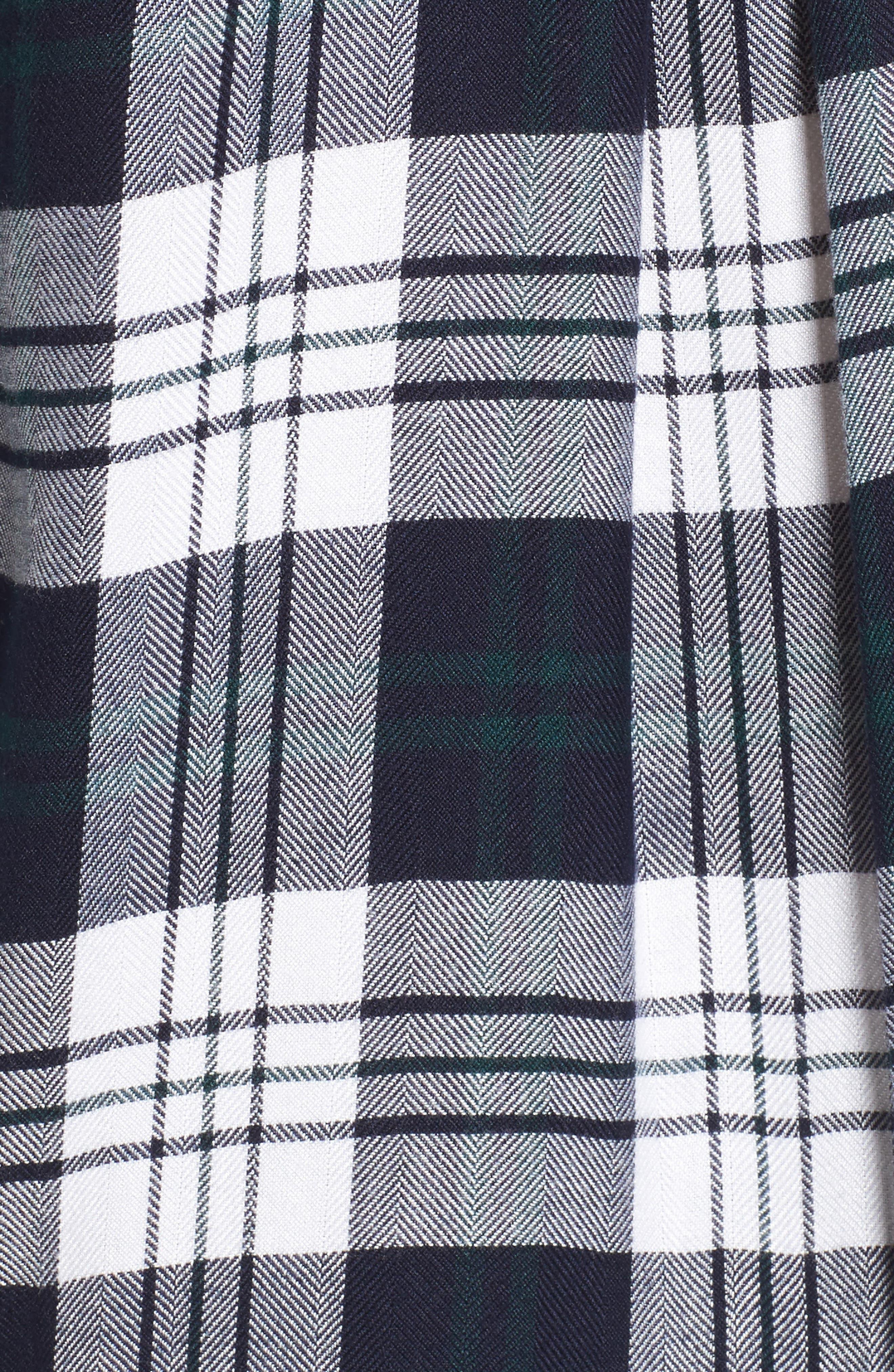 Alternate Image 5  - Thread & Supply Kiana Plaid Shirt