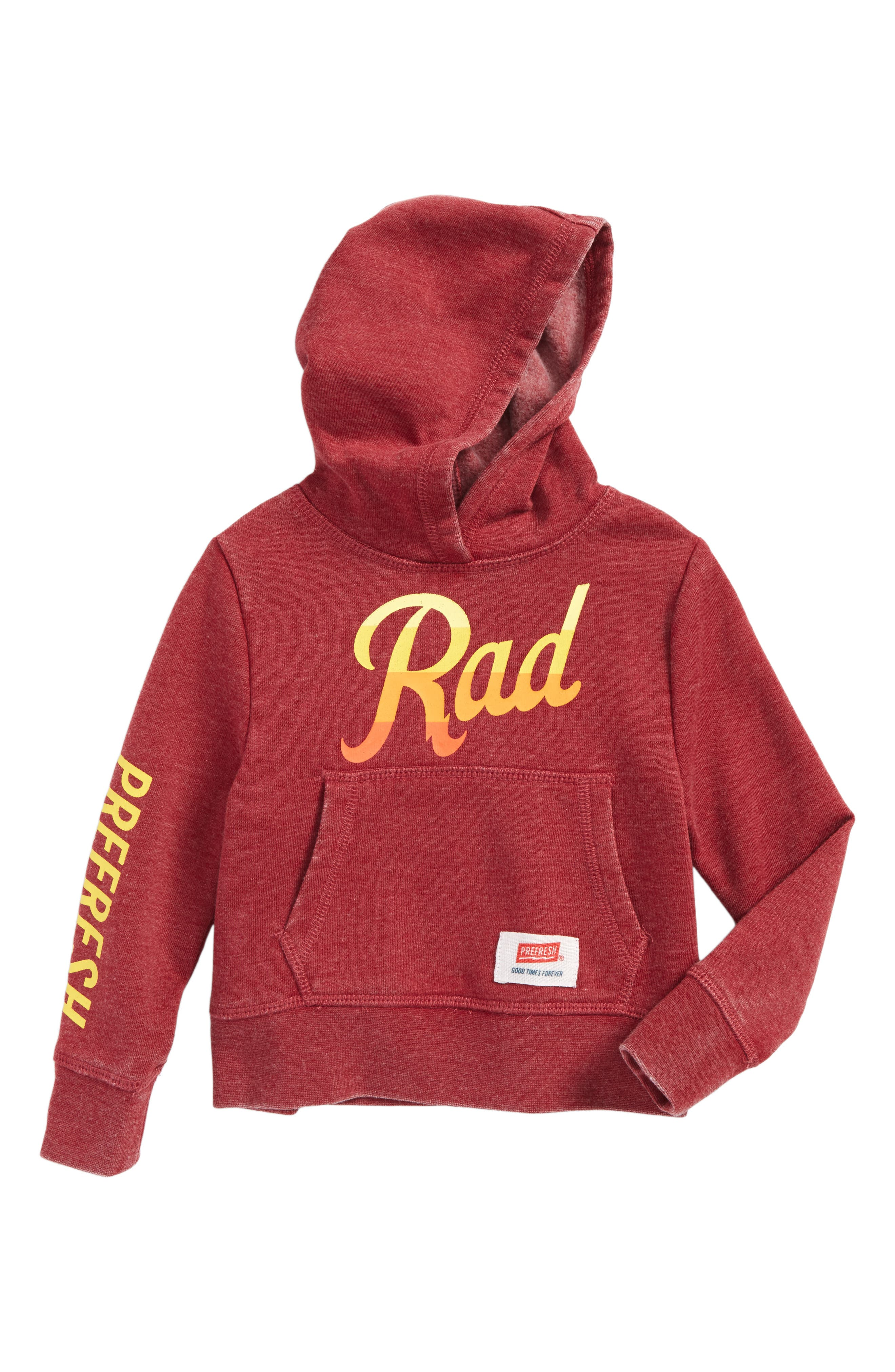 Prefresh Rad Graphic Hoodie (Baby Boys)