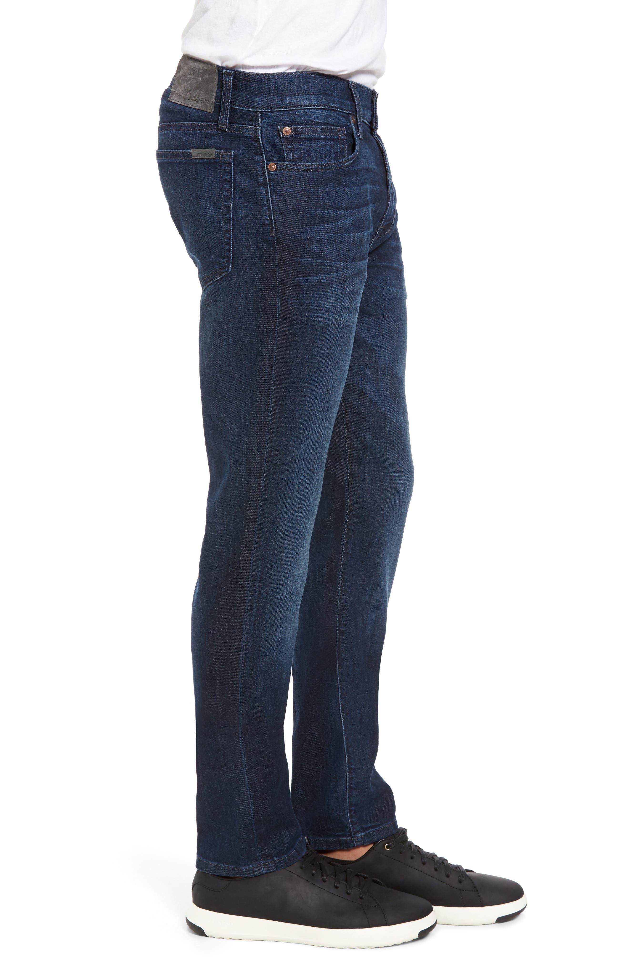 Slim Fit Jeans,                             Alternate thumbnail 3, color,                             Izaak