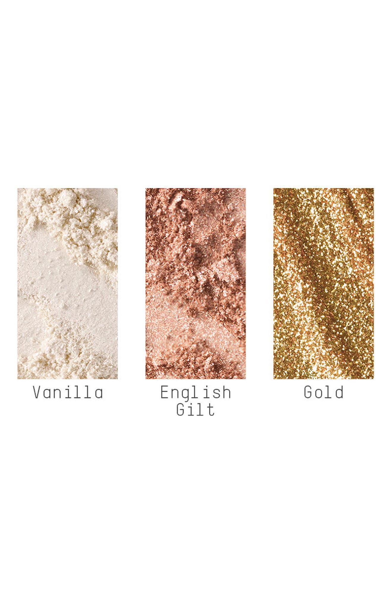Alternate Image 3  - MAC Snow Ball Gold Pigment and Glitter Kit ($38 Value)