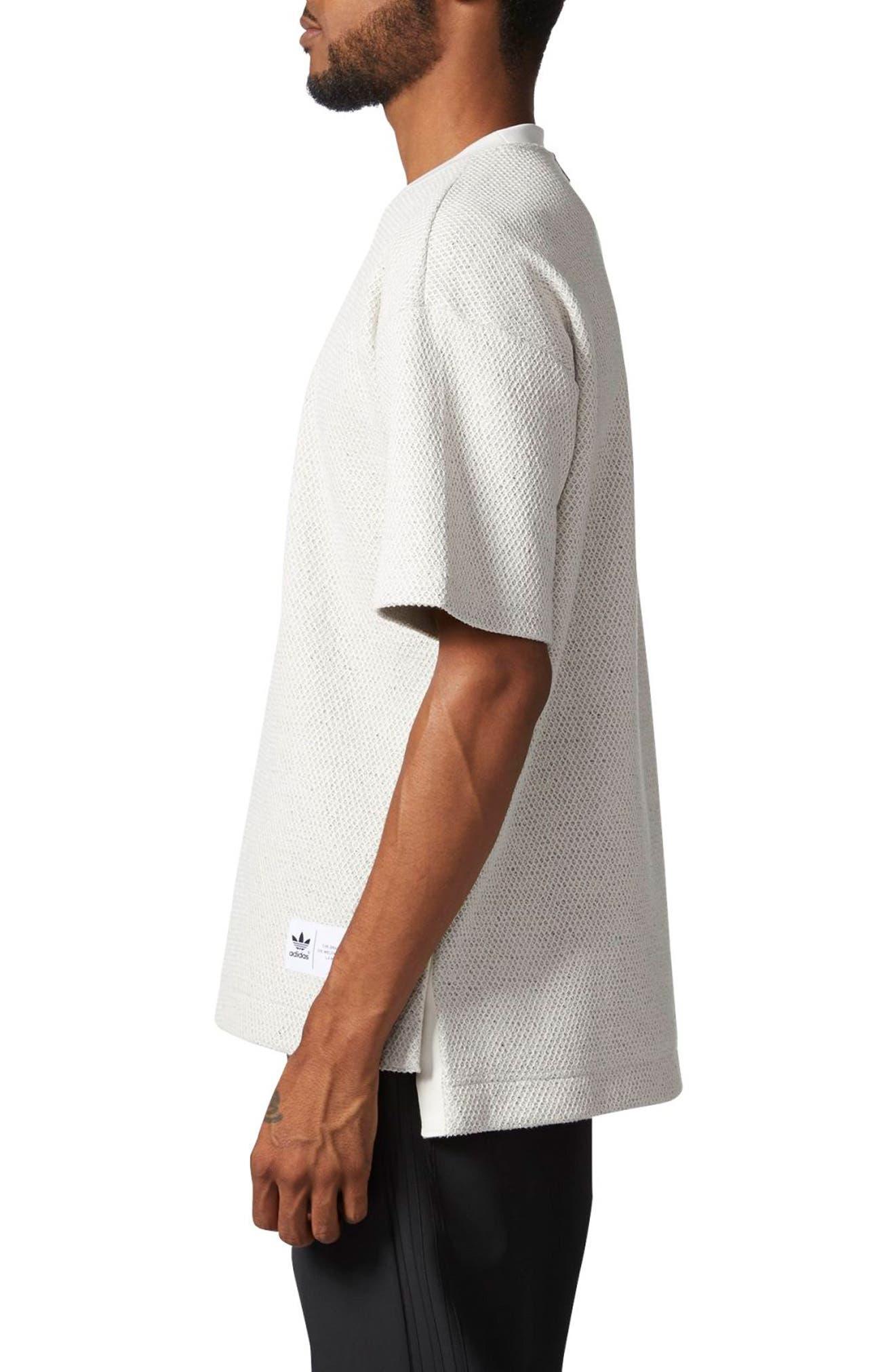 Alternate Image 3  - adidas Originals CR8 Mesh Bond T-Shirt