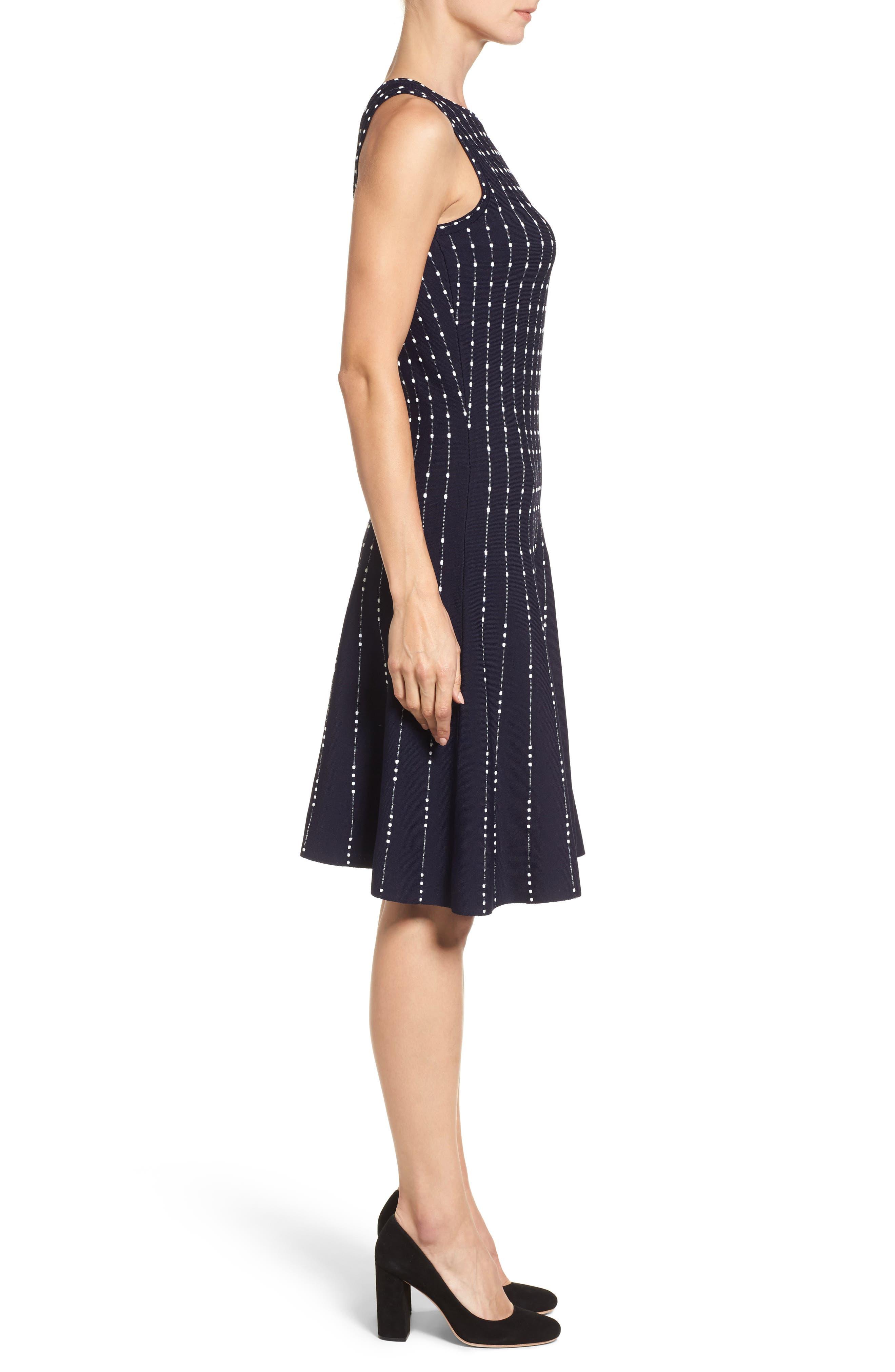 Alternate Image 3  - NIC+ZOE Iceland Twirl Dress (Regular & Petite)