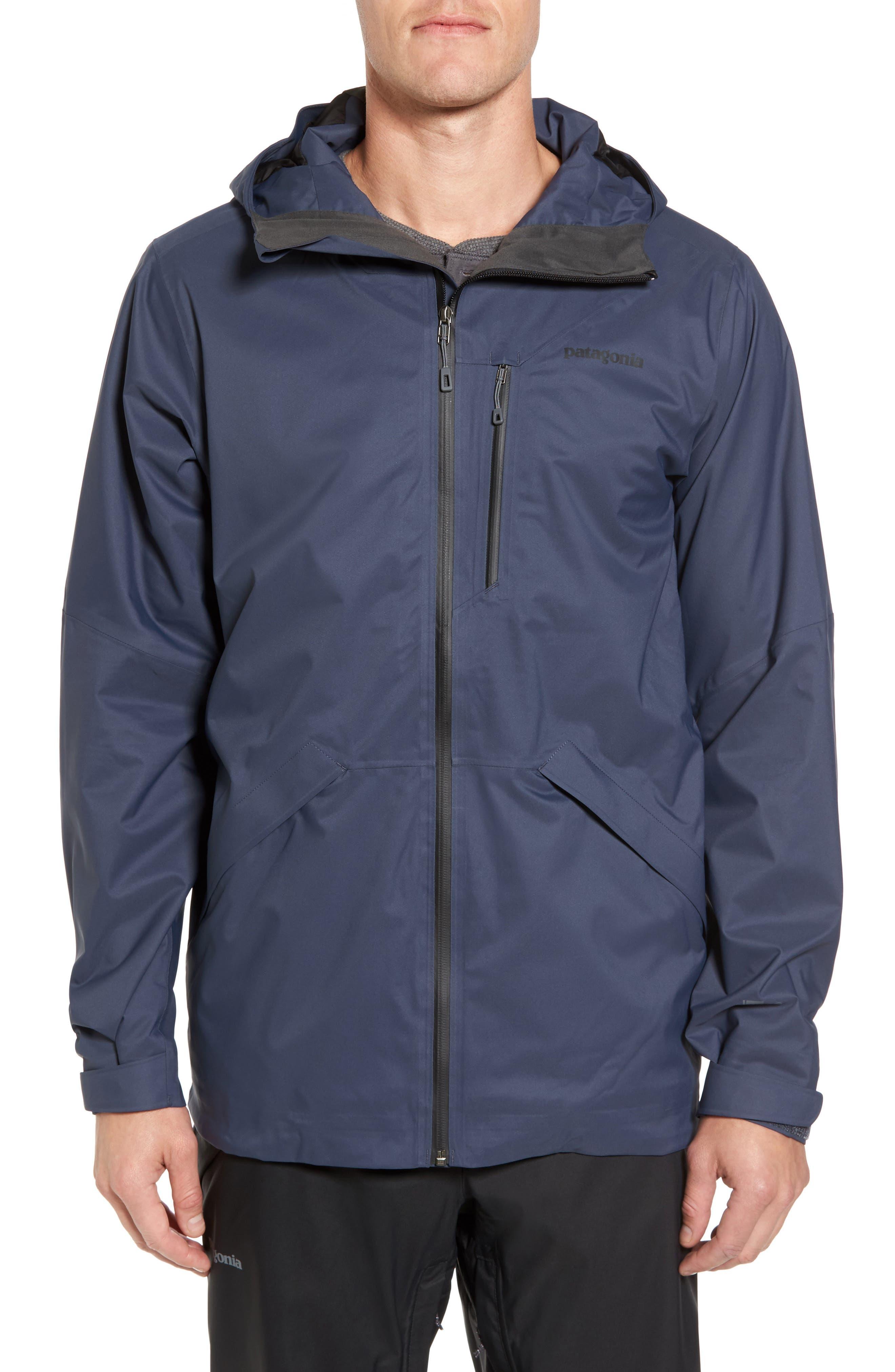 Main Image - Patagonia Snowshot 3-in-1 Waterproof Snowsports Jacket