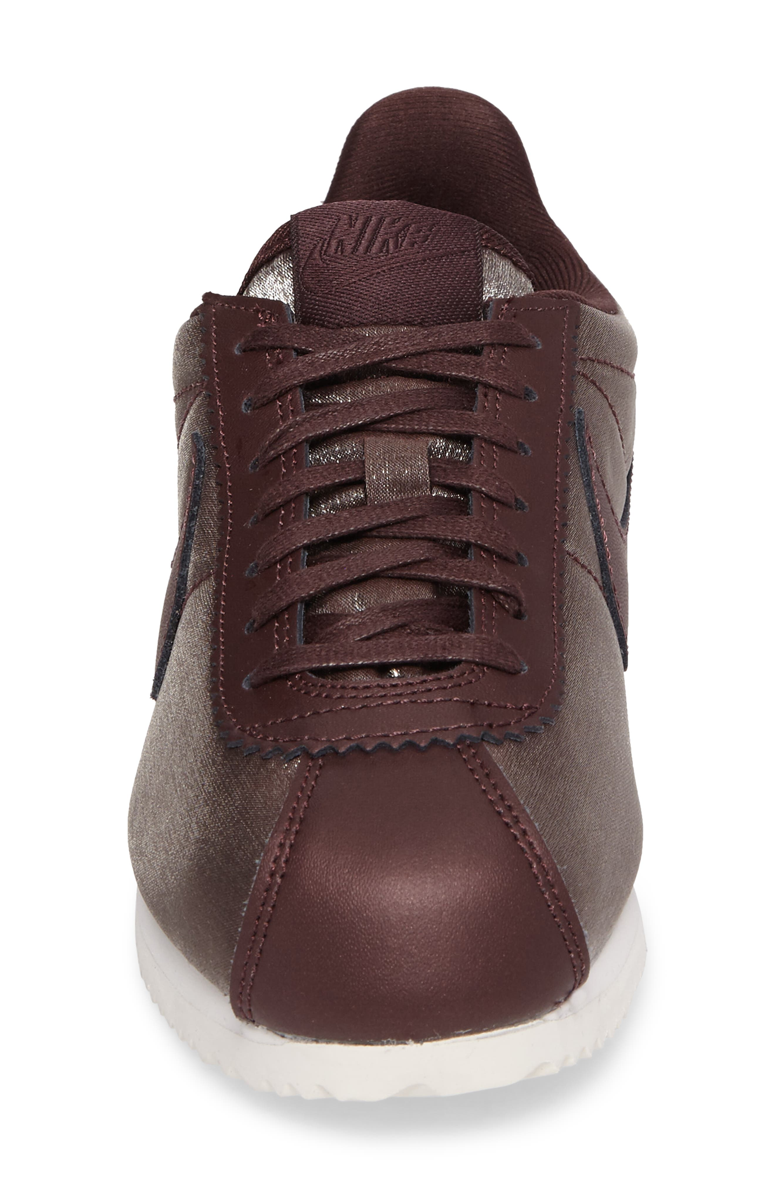 Classic Cortez Premium XLV Sneaker,                             Alternate thumbnail 4, color,                             Mahogany/ Mahogany/ White