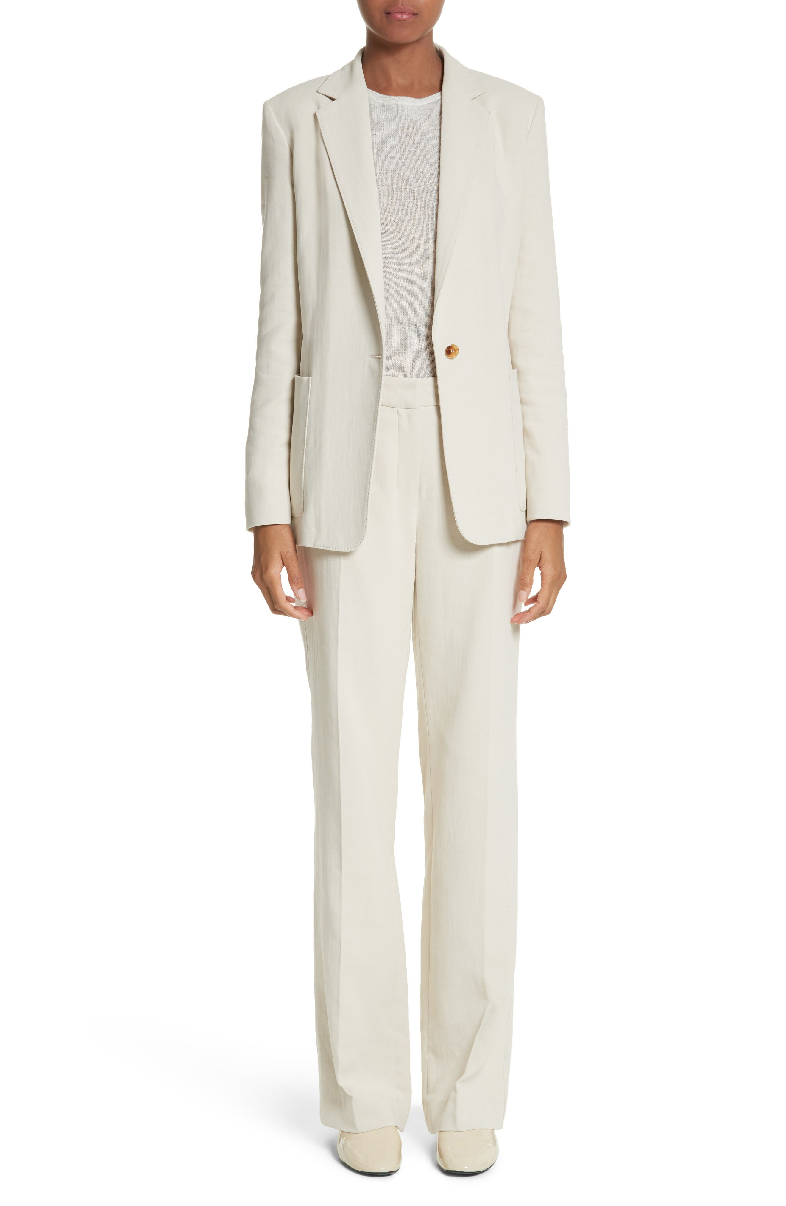 Alternate Image 2  - Max Mara Cursore Cotton Wide Leg Pants