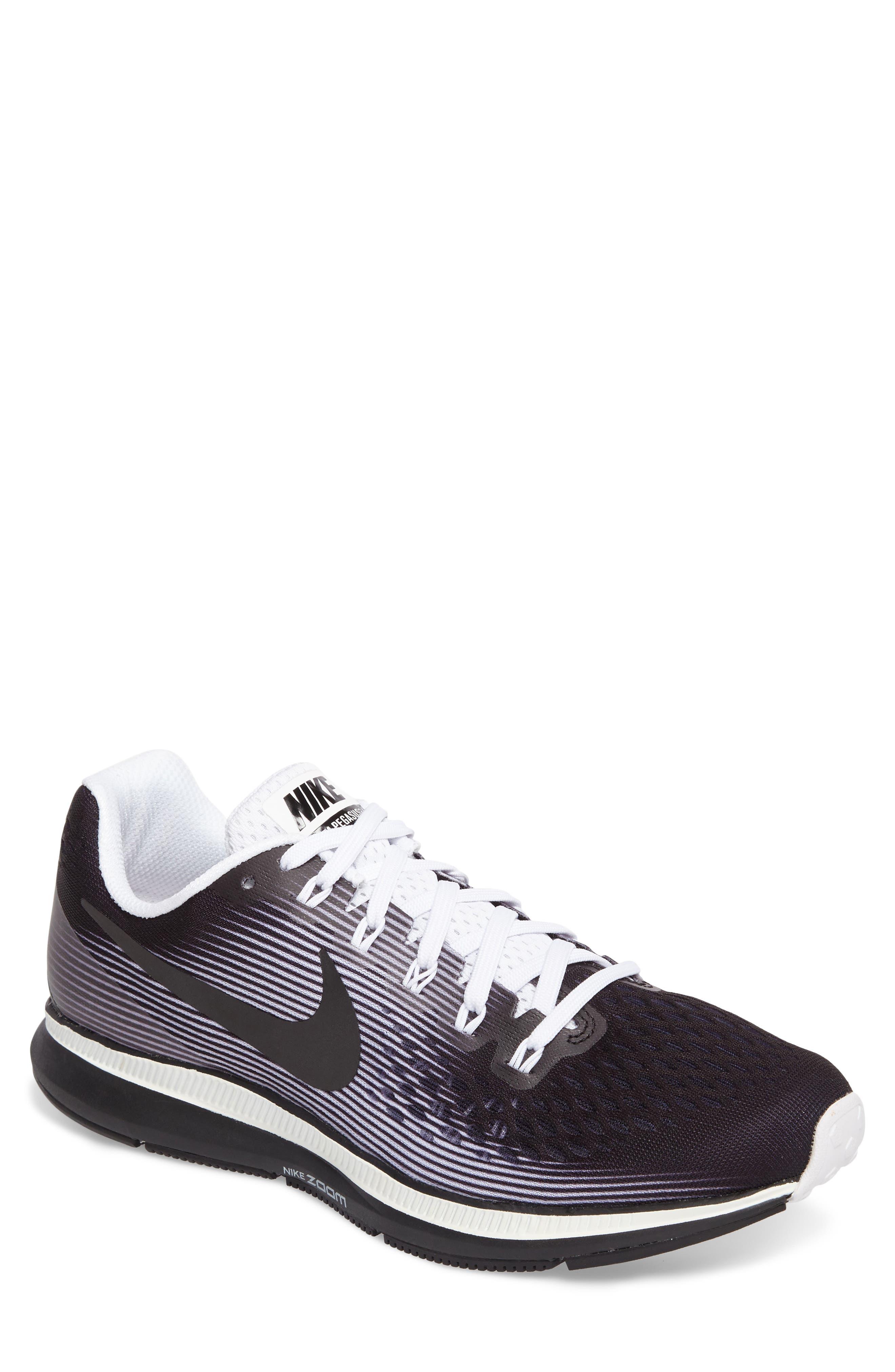 Alternate Image 1 Selected - Nike Air Zoom Pegasus 34 LE Running Shoe (Men)