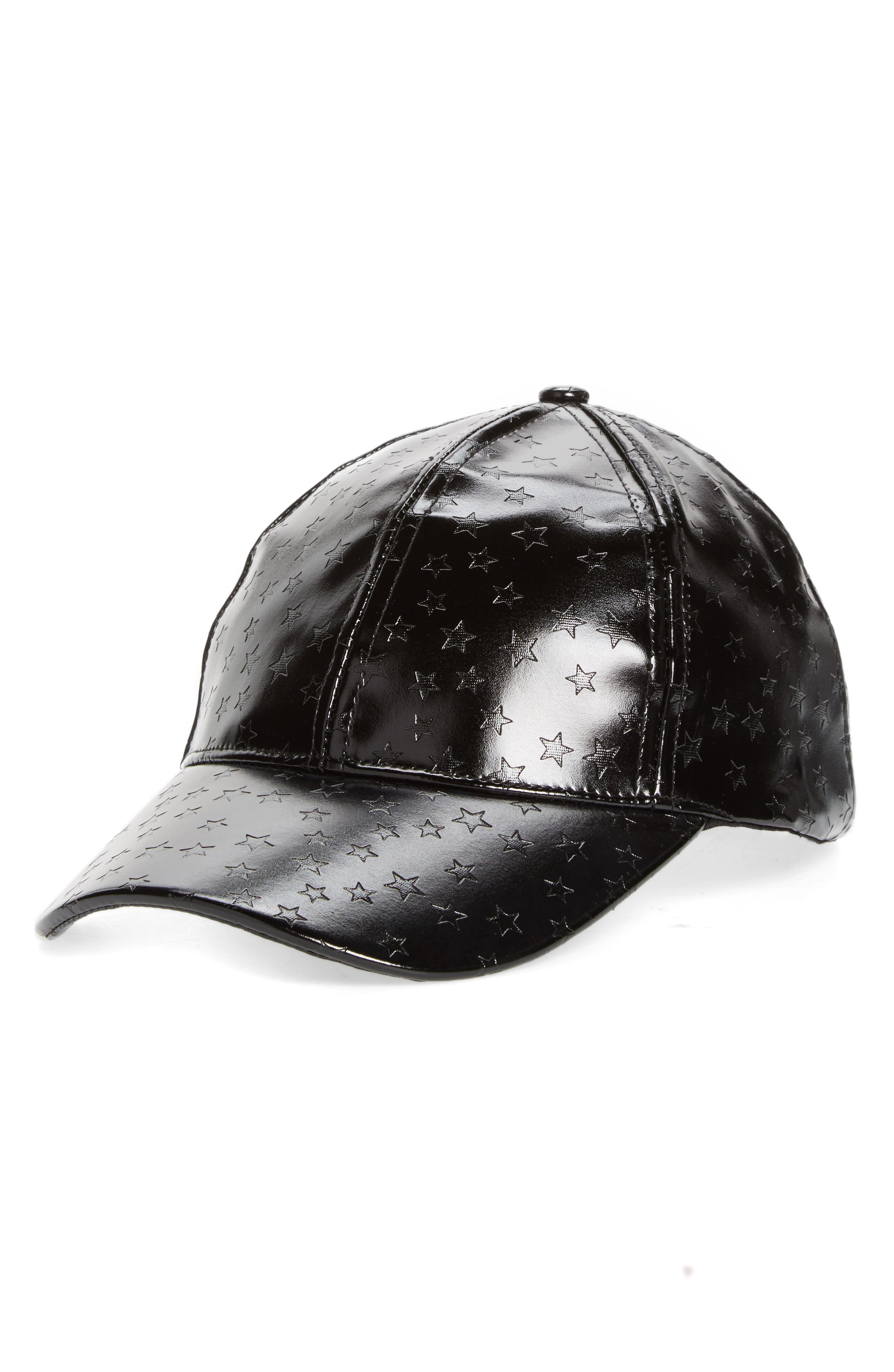 Main Image - BP. Star Embossed Baseball Cap