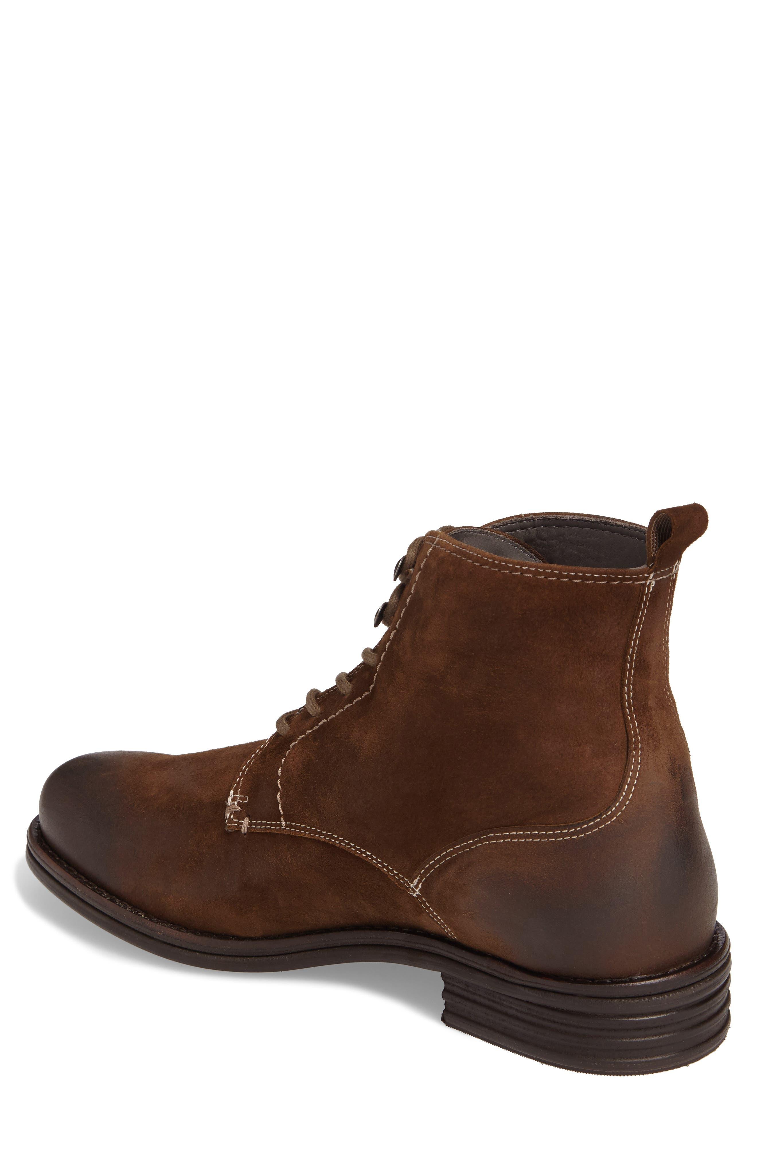 Cordie Plain Toe Boot,                             Alternate thumbnail 2, color,                             Oliva Suede