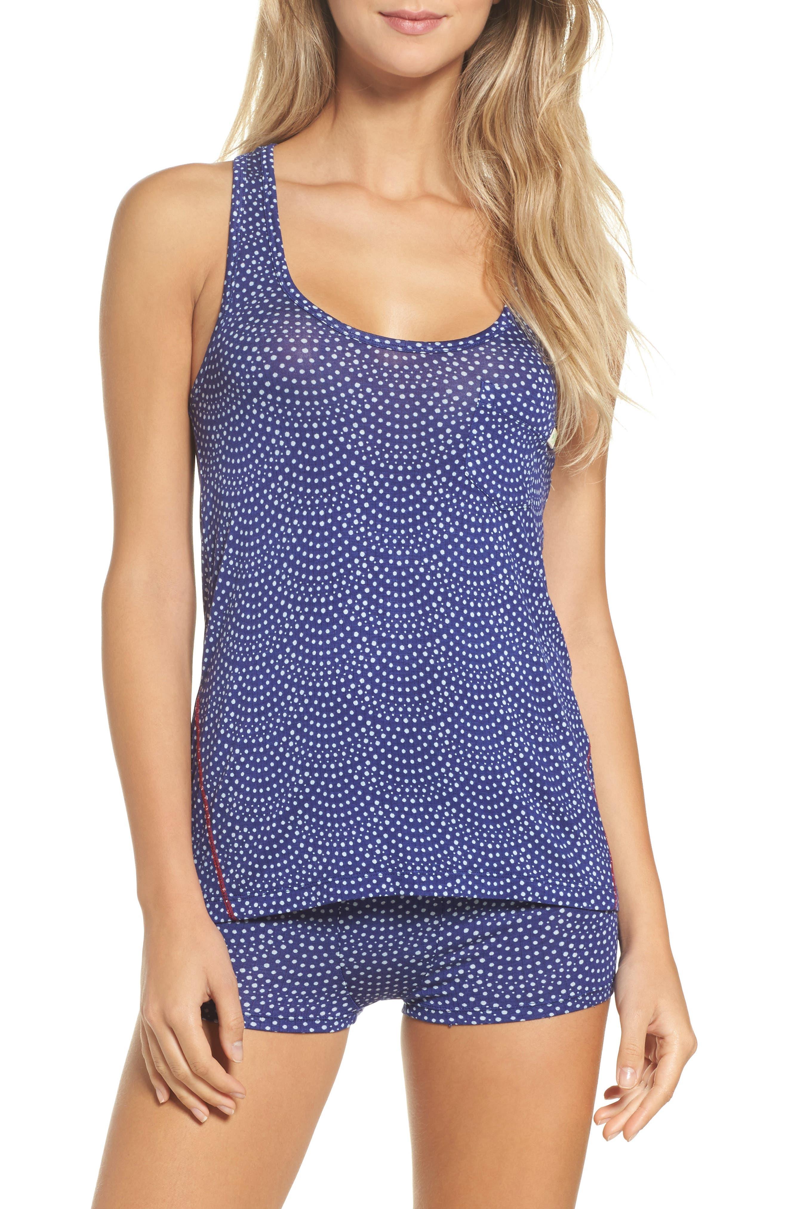 Main Image - Honeydew Intimates Rib Pajamas