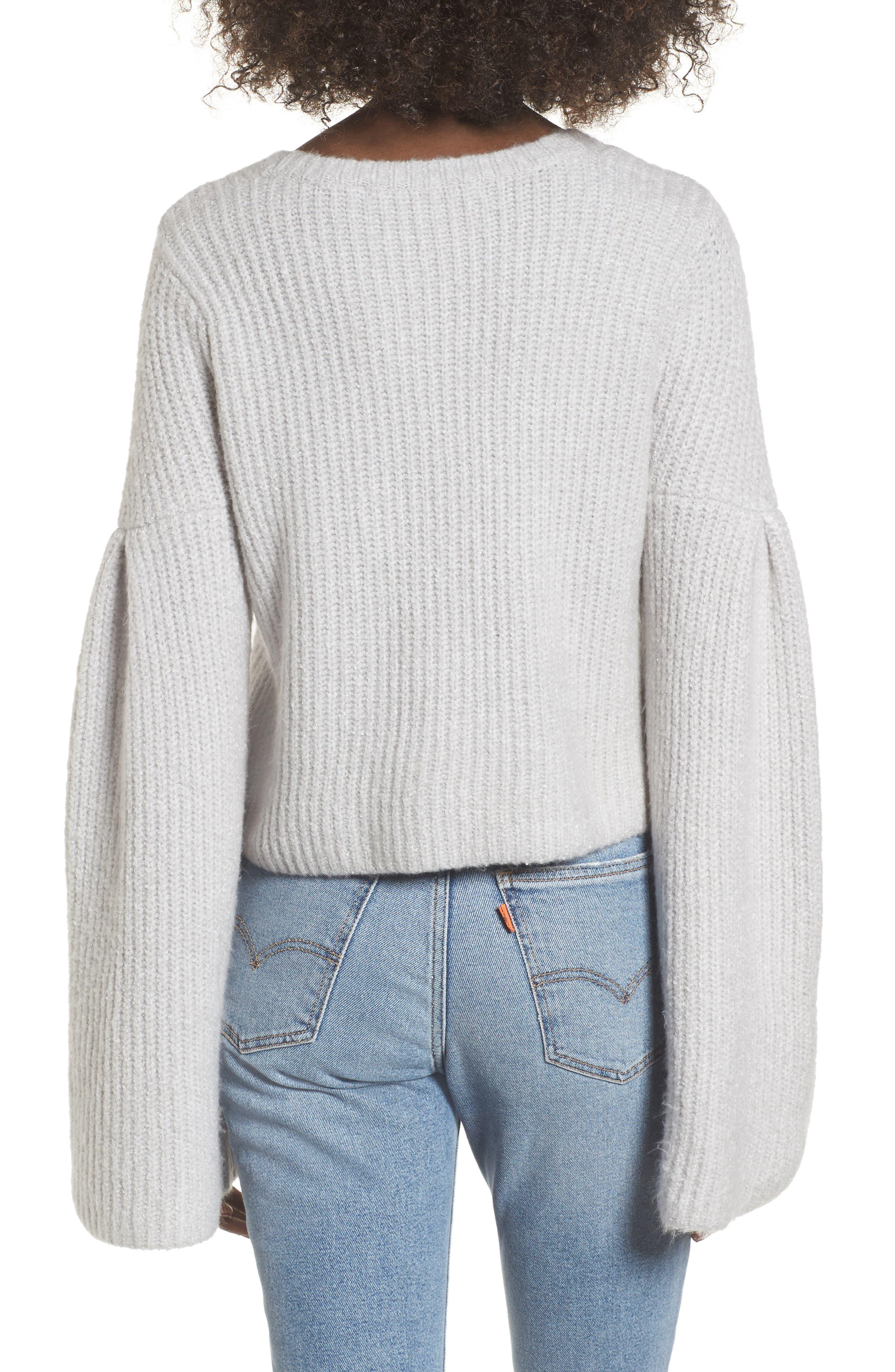 Alternate Image 2  - Lovers + Friends Maxine Sweater