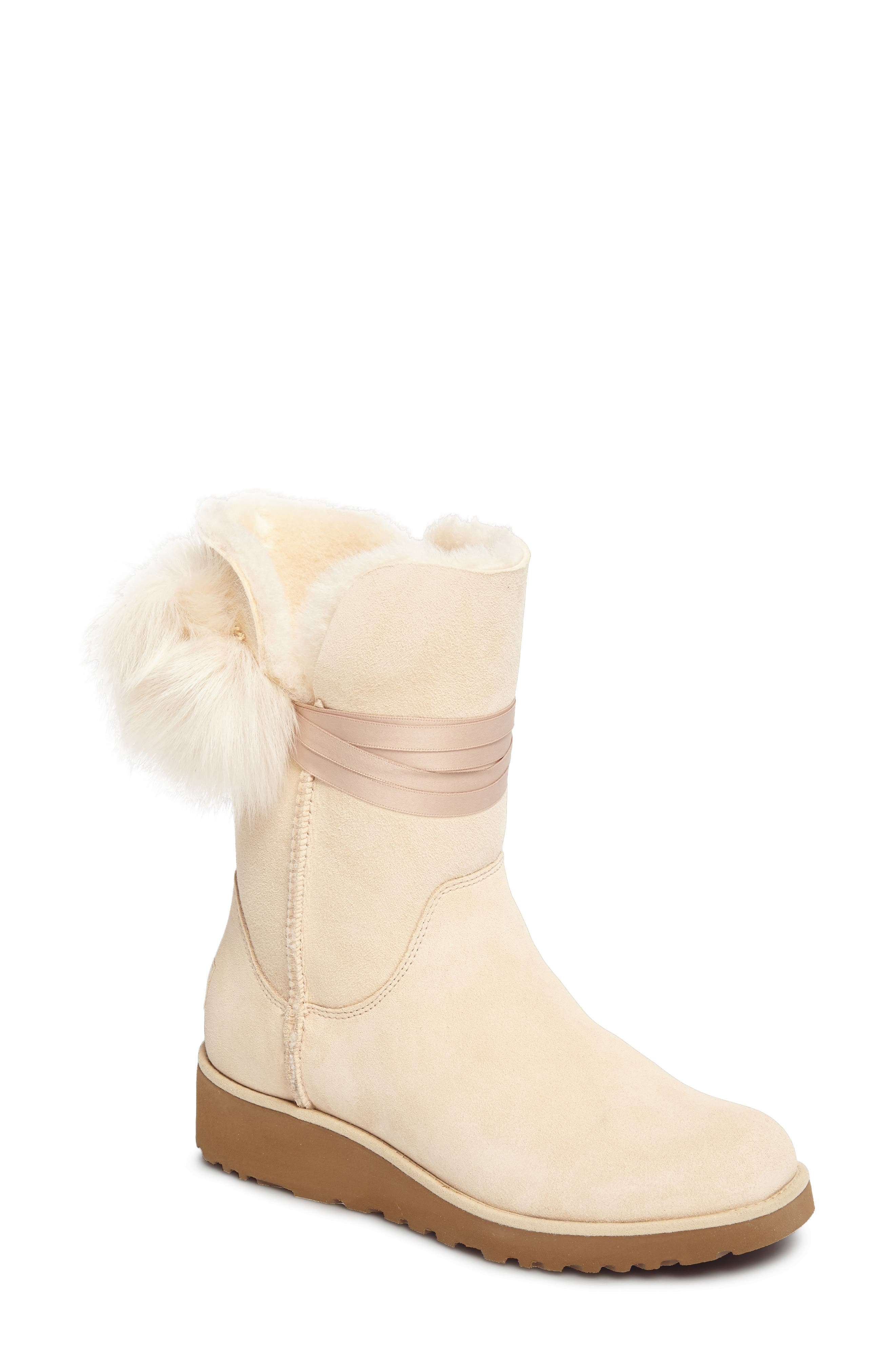 Alternate Image 1 Selected - UGG® Brita Boot (Women)
