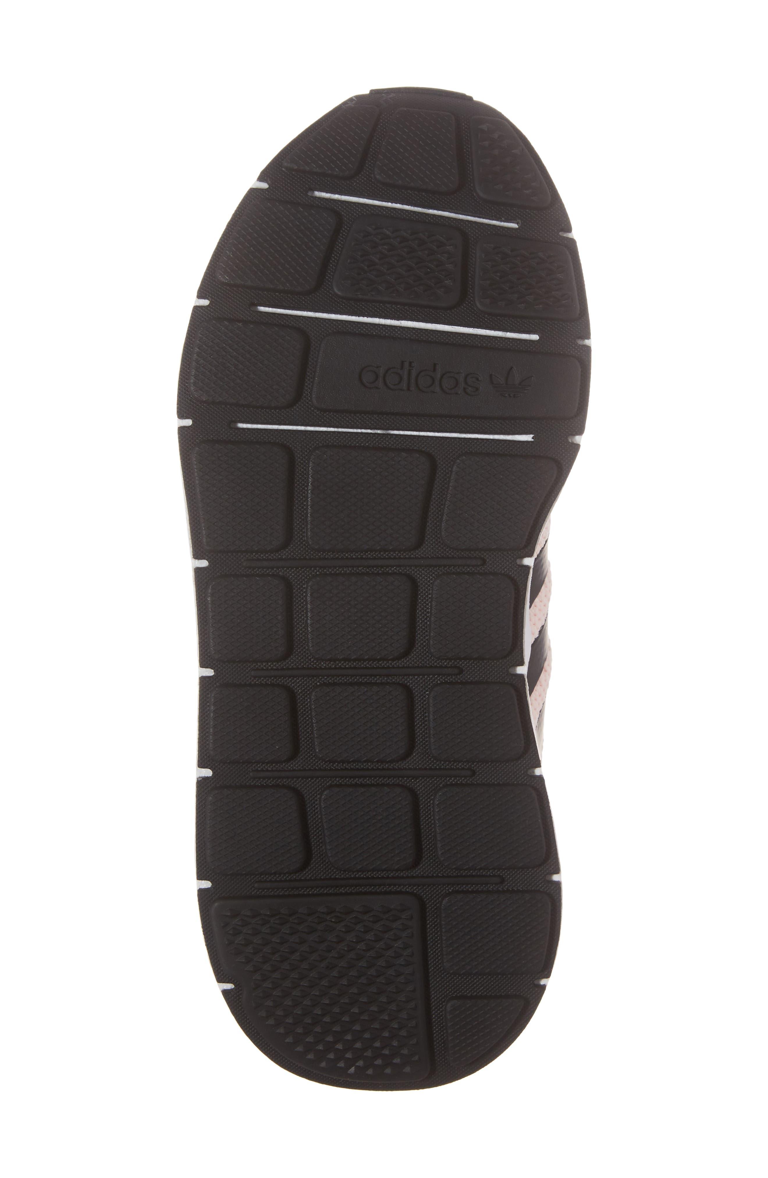 Swift Run C Sneaker,                             Alternate thumbnail 6, color,                             Icey Pink/ Core Black