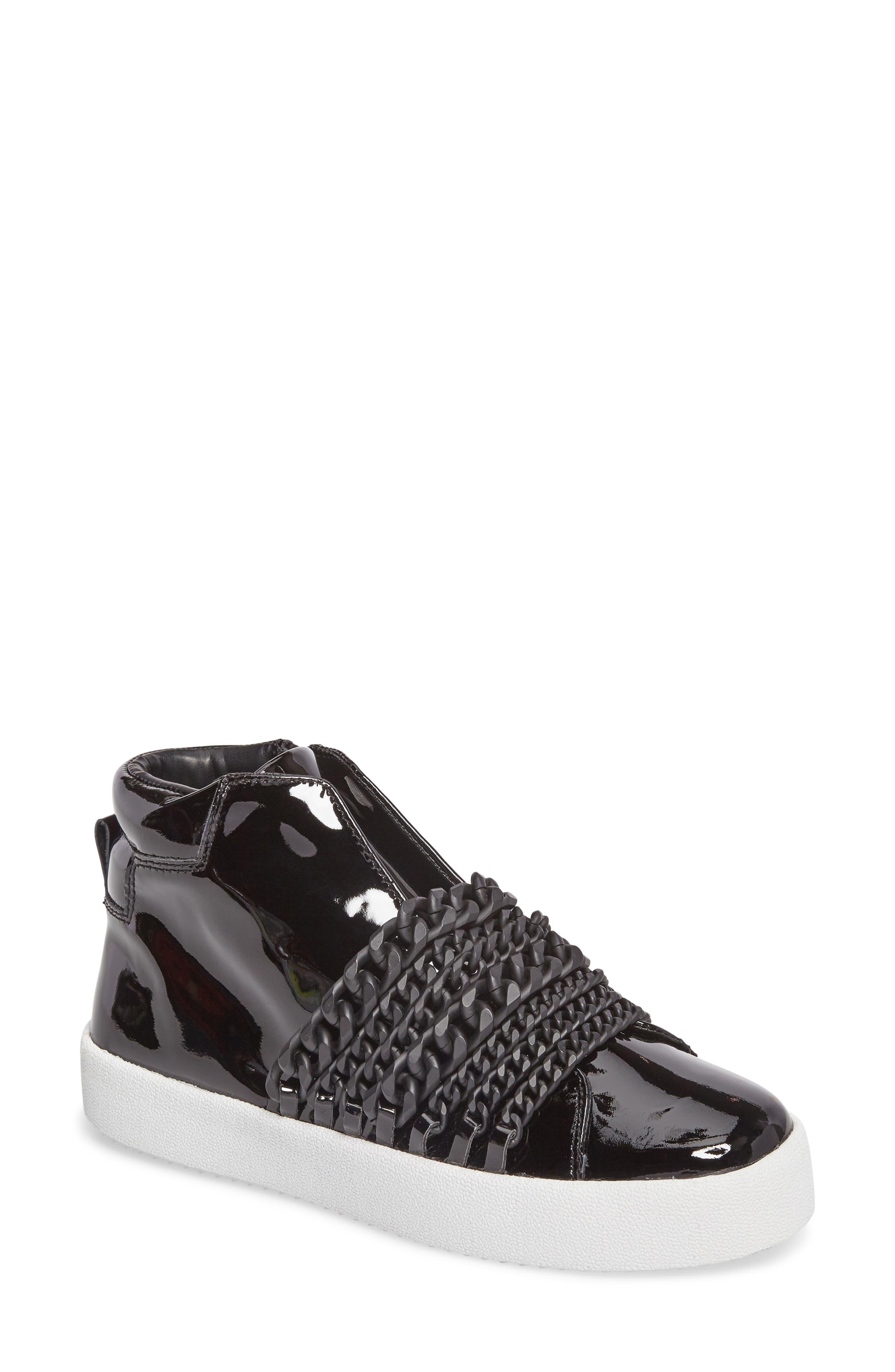 KENDALL + KYLIE Duke Chain High Top Sneaker (Women)