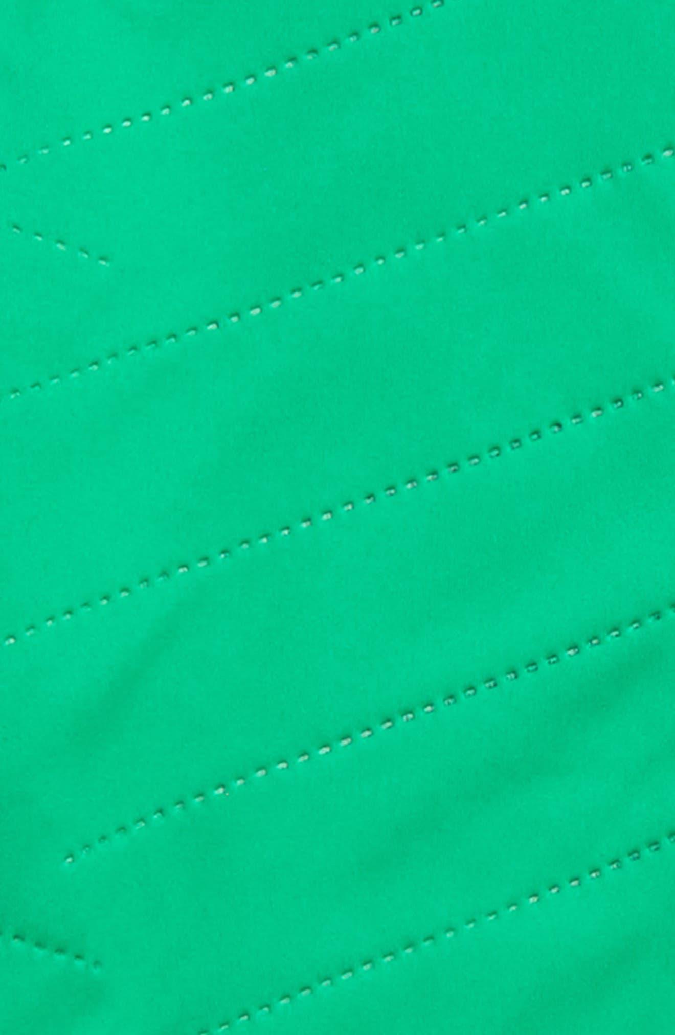 ColdGear<sup>®</sup> Reactor Hybrid Hooded Jacket,                             Alternate thumbnail 2, color,                             Jade/ Academy