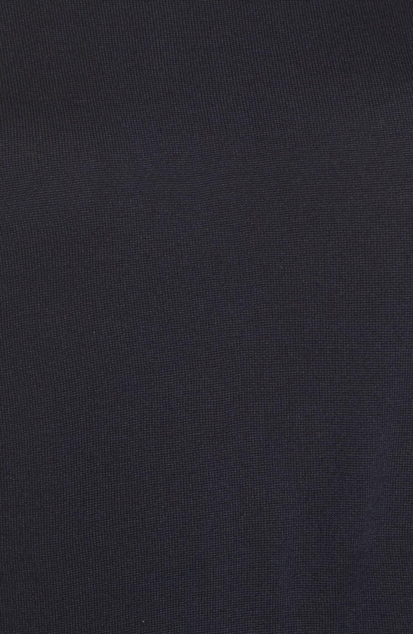 Alternate Image 5  - Persona by Marina Rinaldi Adamo MIxed Media Sweater (Plus Size)