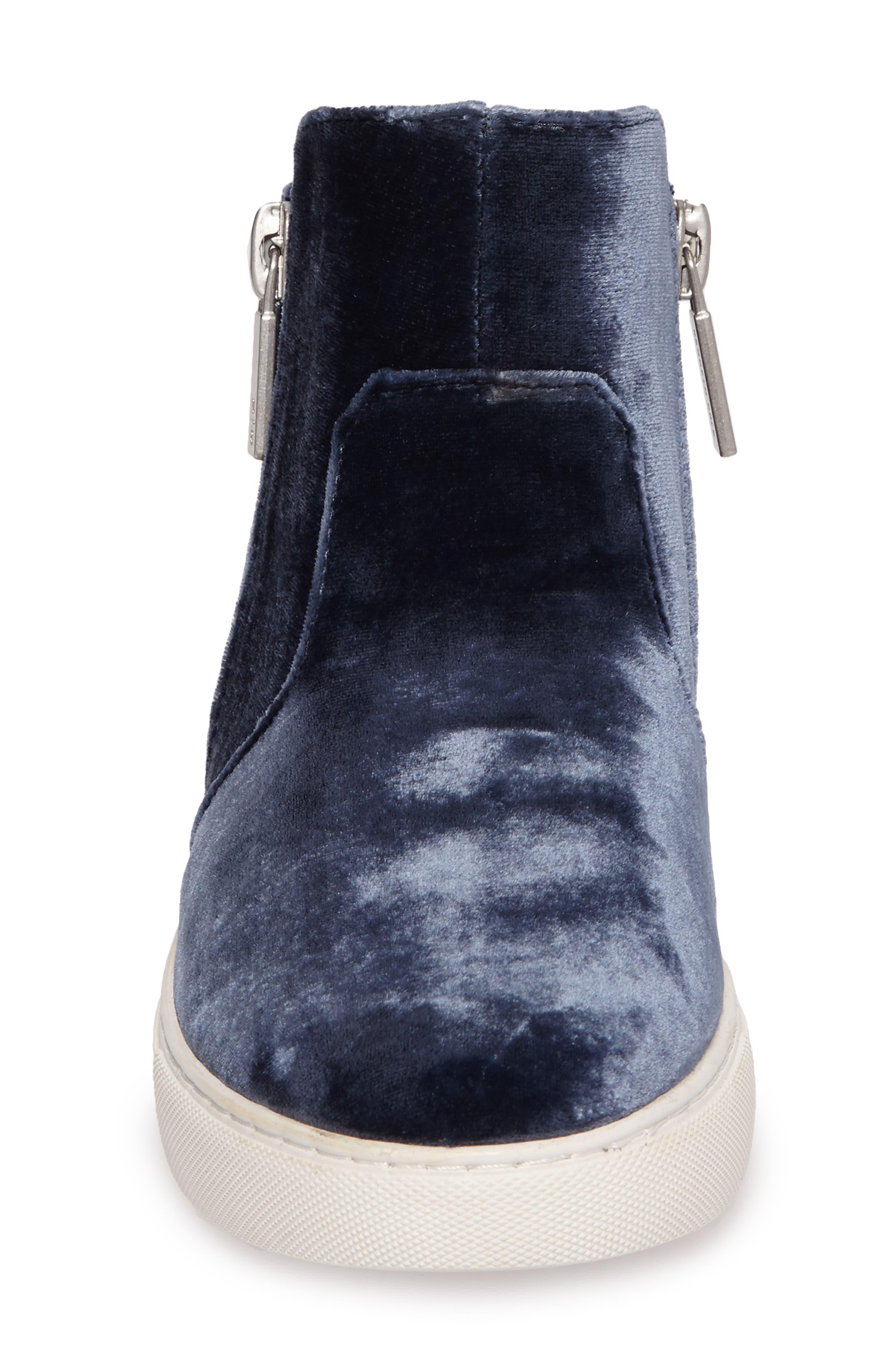 Alternate Image 4  - Kenneth Cole New York 'Kiera' Zip High Top Sneaker (Women)