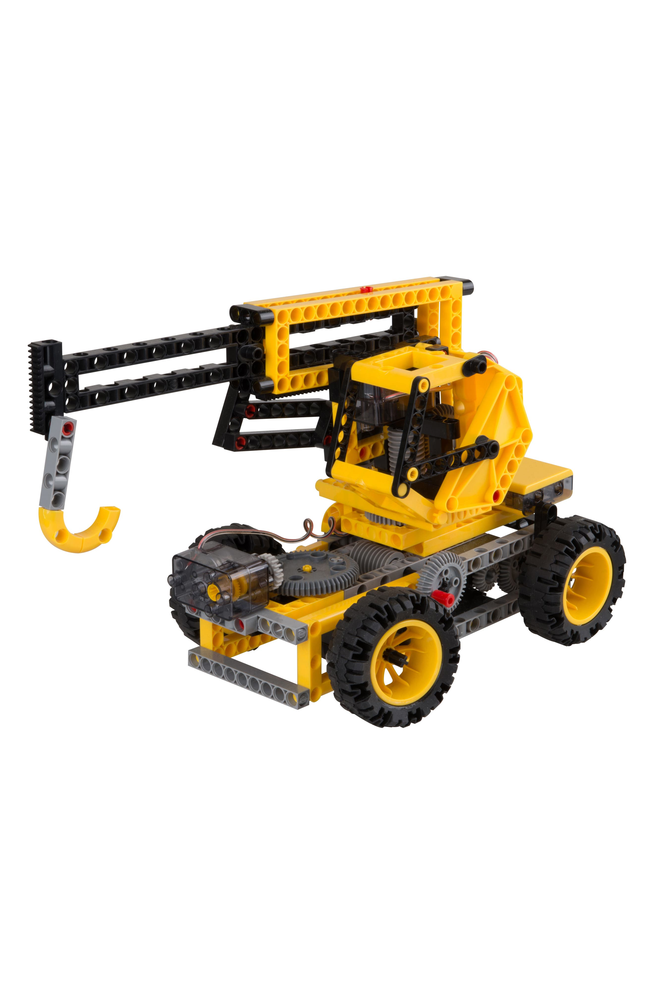Alternate Image 12  - Thames & Kosmos Remote Control Machines Construction Vehicles Kit