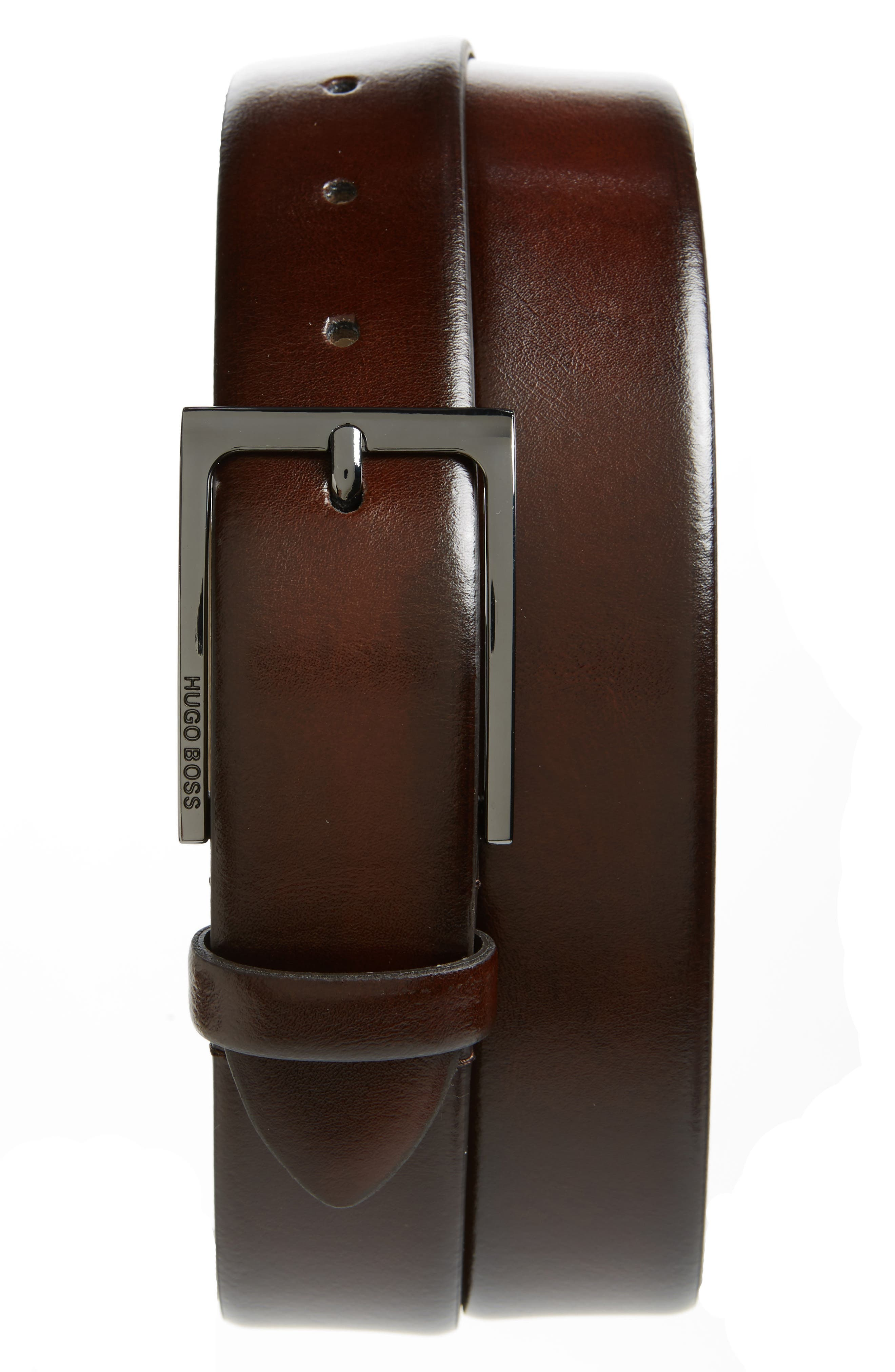 BOSS Carymio Leather Belt