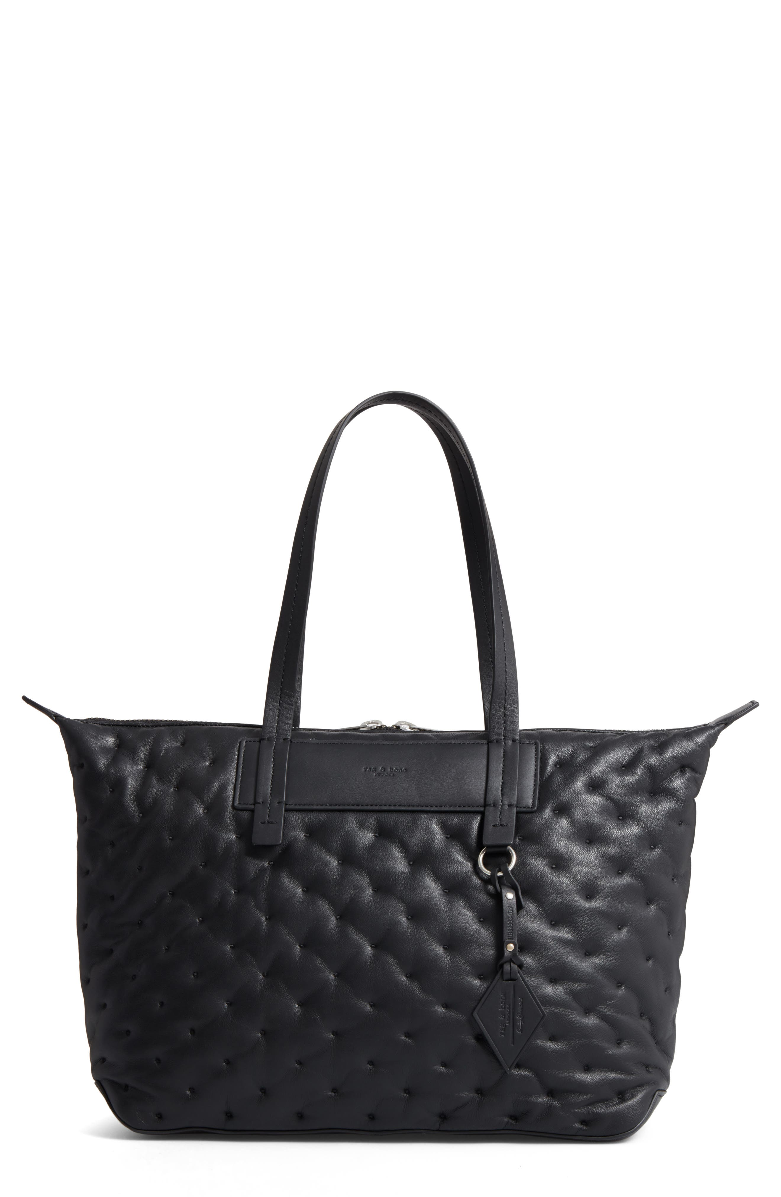 Alternate Image 1 Selected - rag & bone Compass Everyday Leather Tote