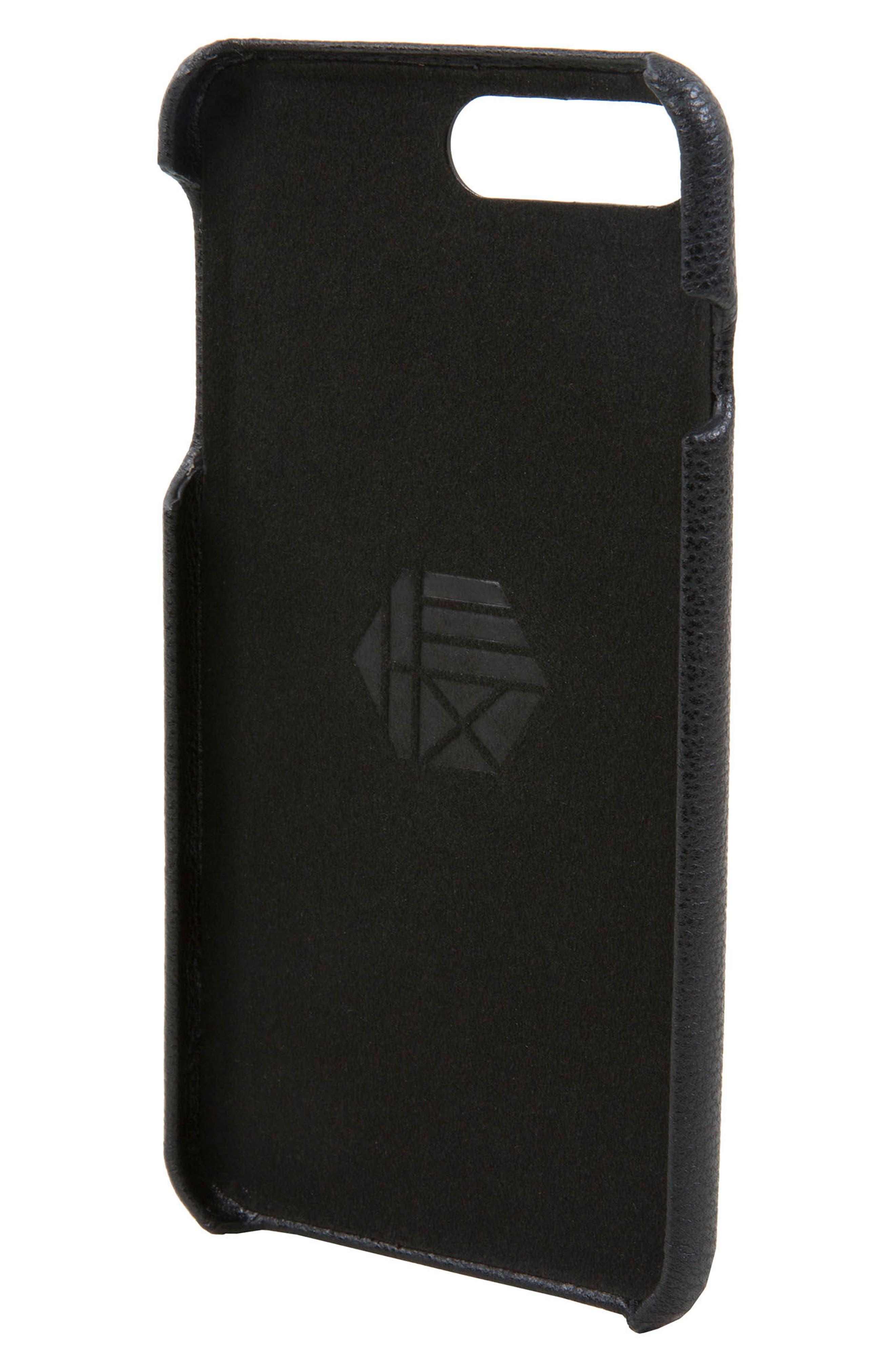 Alternate Image 4  - HEX Solo iPhone 7/8 Plus Wallet Case