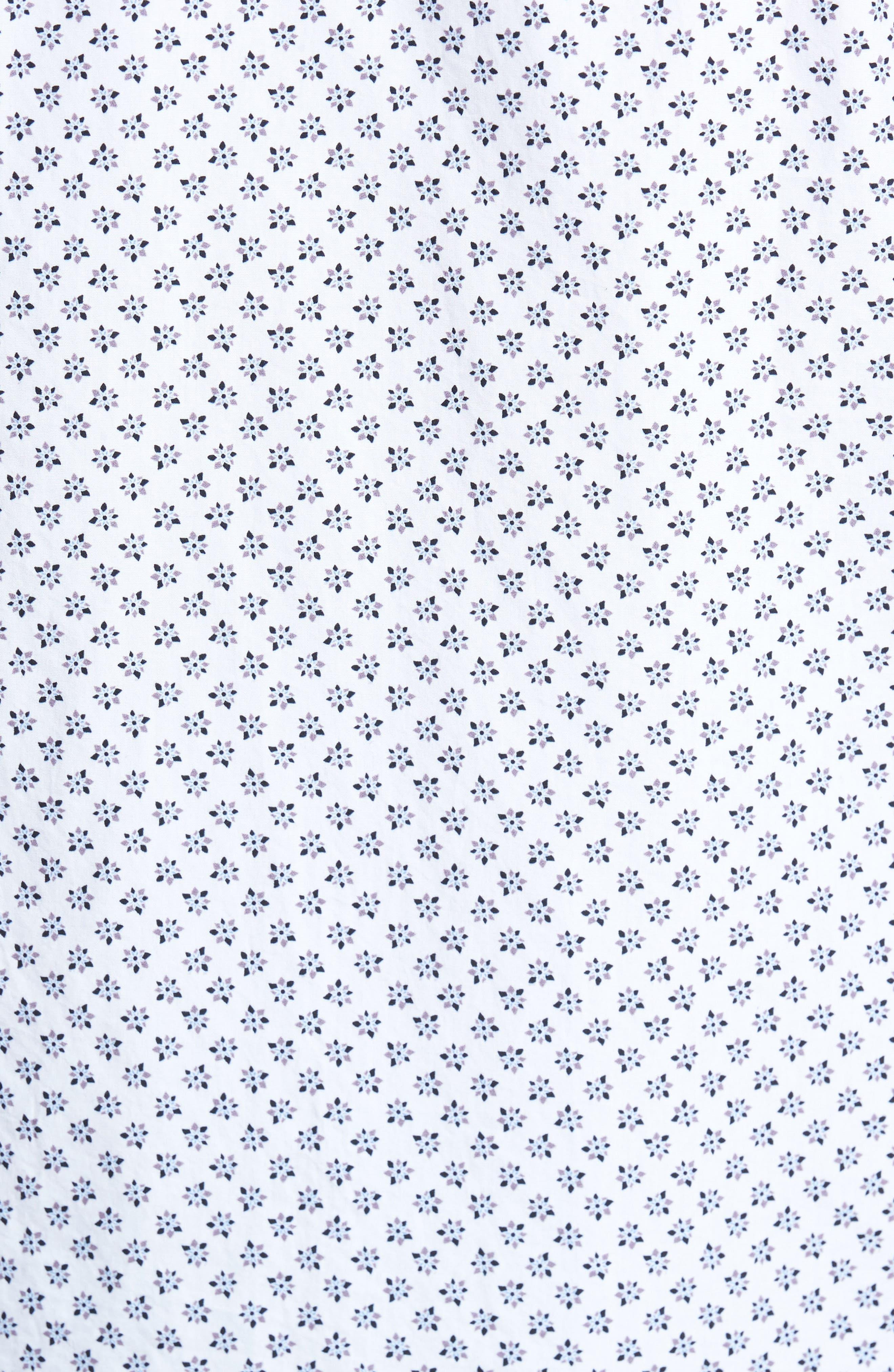 Alternate Image 5  - Coastaoro Santo Regular Fit Print Sport Shirt