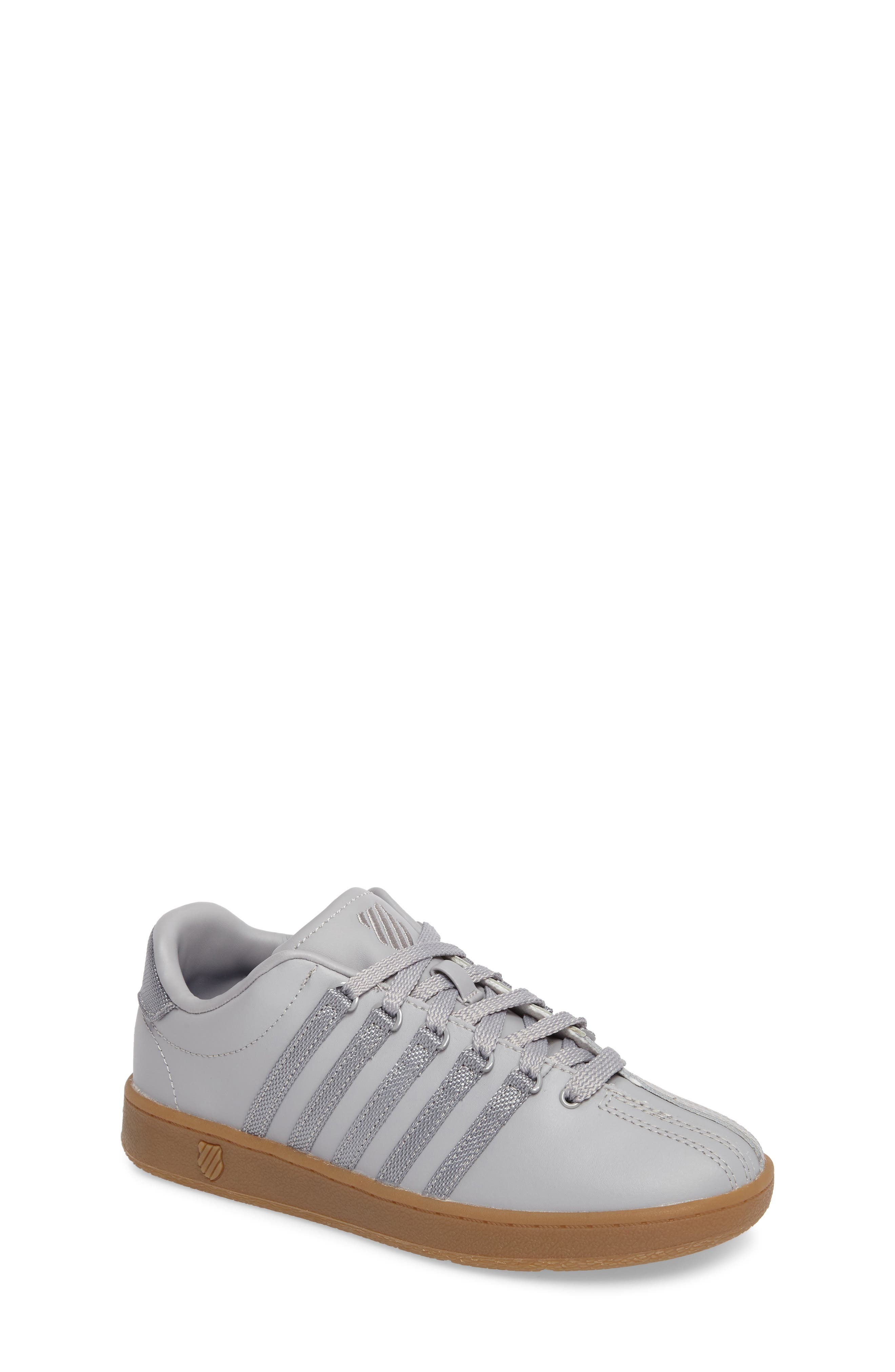 'Classic' Sneaker,                             Main thumbnail 1, color,                             Gray