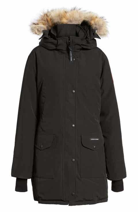 Women's Black Coats & Jackets: Puffer & Down | Nordstrom