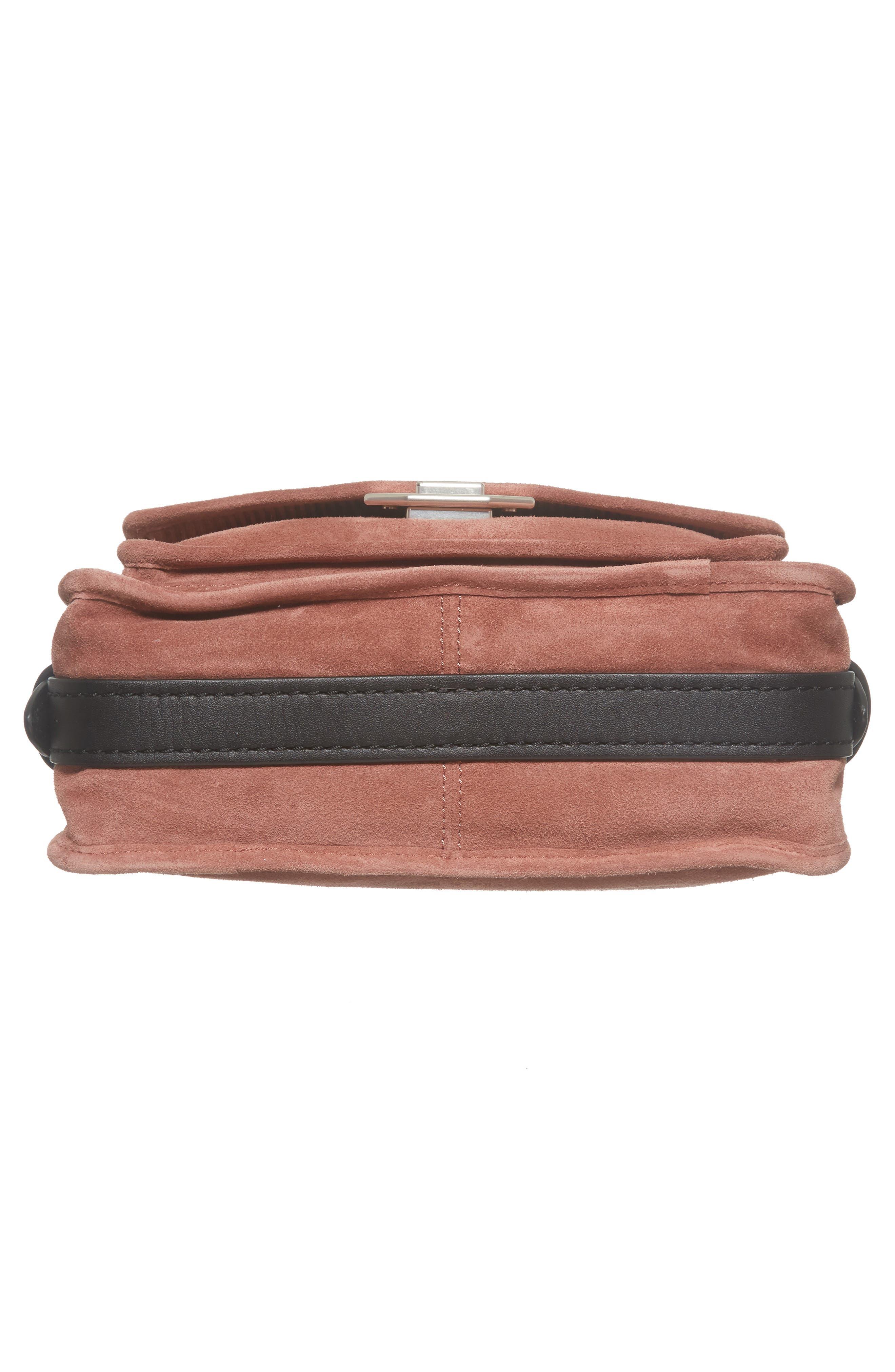 Alternate Image 5  - rag & bone Small Leather Field Messenger Bag