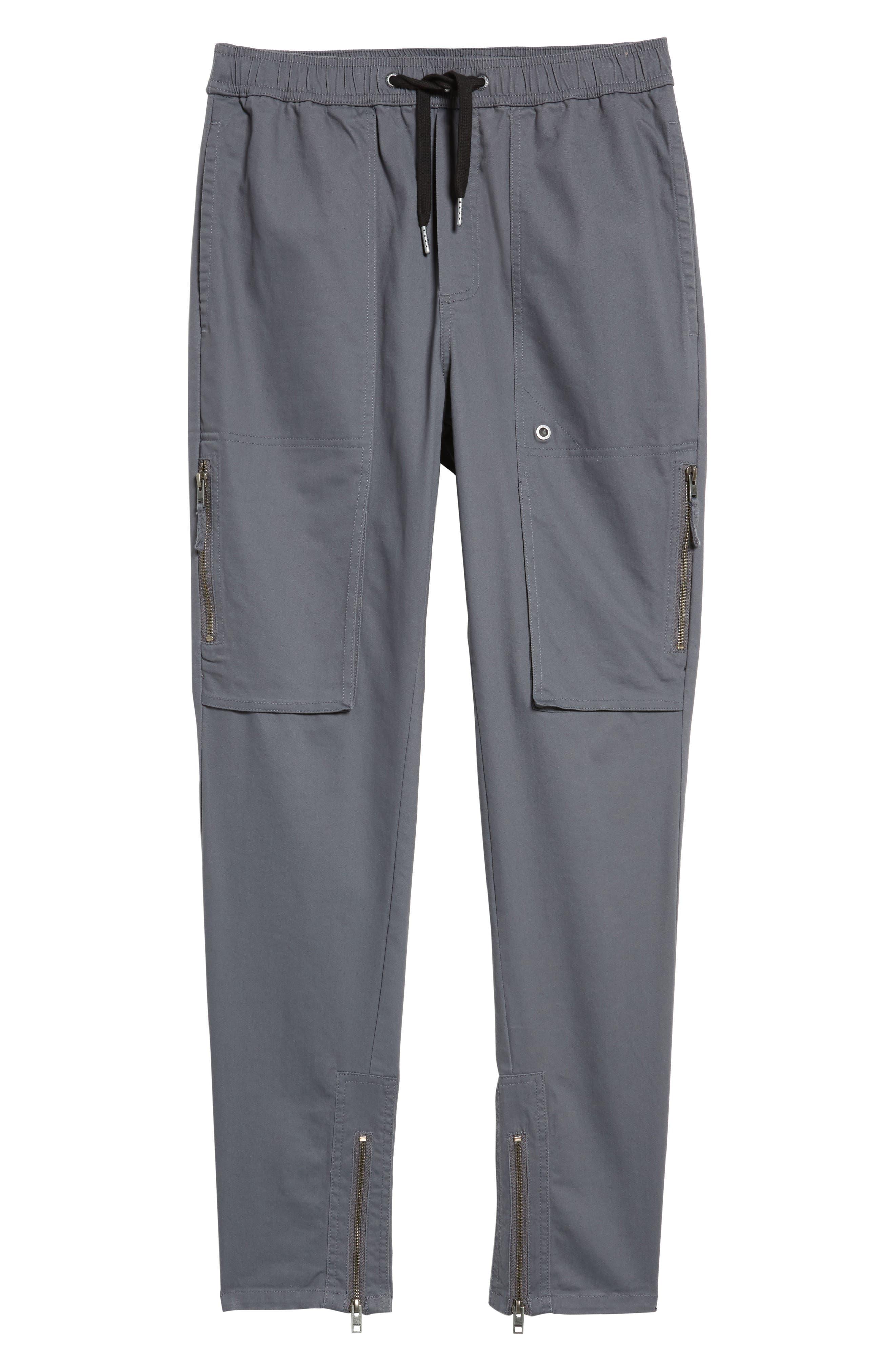 Sureshot Jogger Pants,                             Alternate thumbnail 6, color,                             Grey