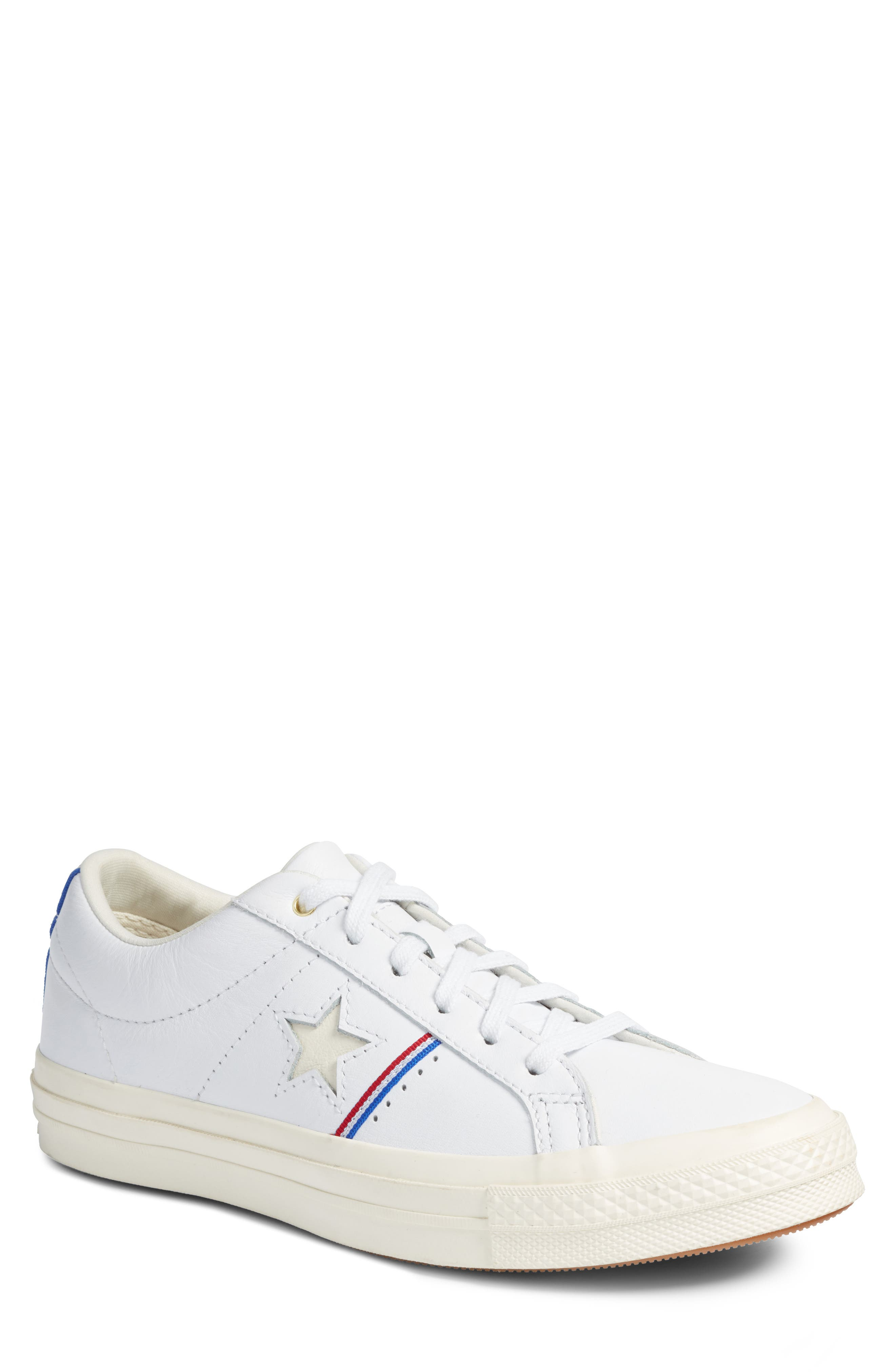 Alternate Image 1 Selected - Converse Chuck Taylor® All Star® One-Star Sneaker (Men)