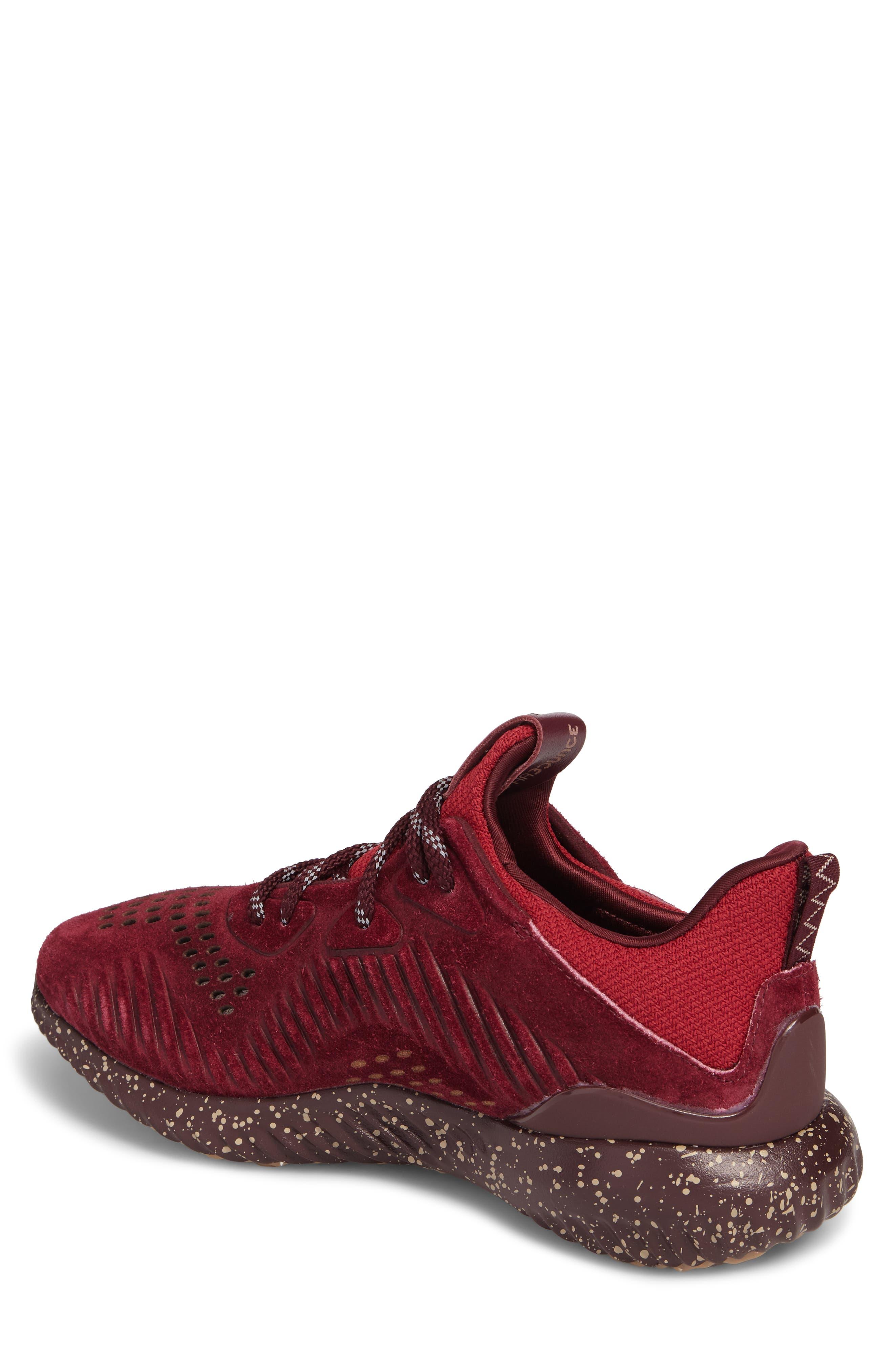 Alternate Image 2  - adidas AlphaBounce LEA Running Shoe (Men)