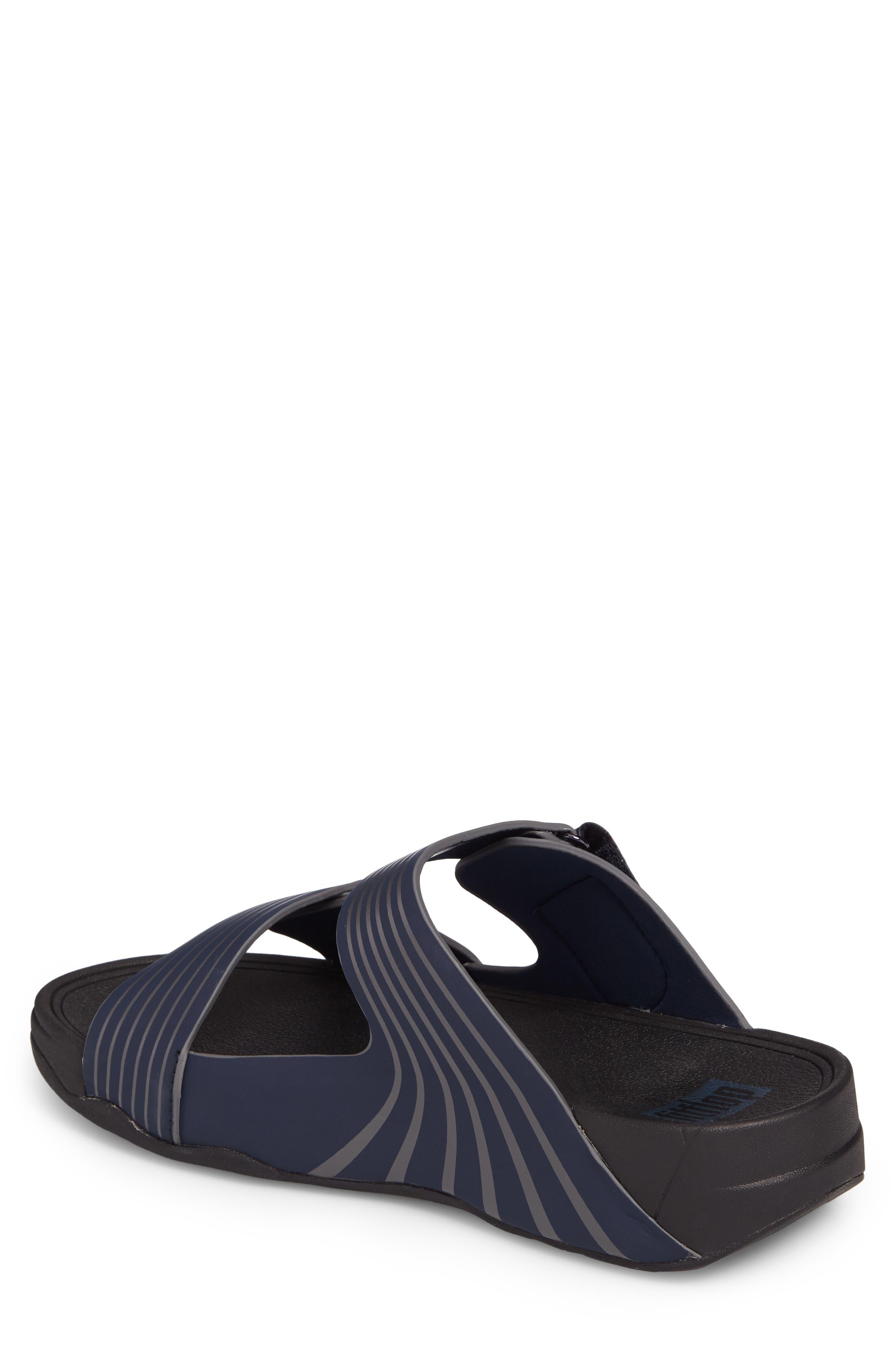 Alternate Image 2  - FitFlop Gogh Sport Slide Sandal (Men)