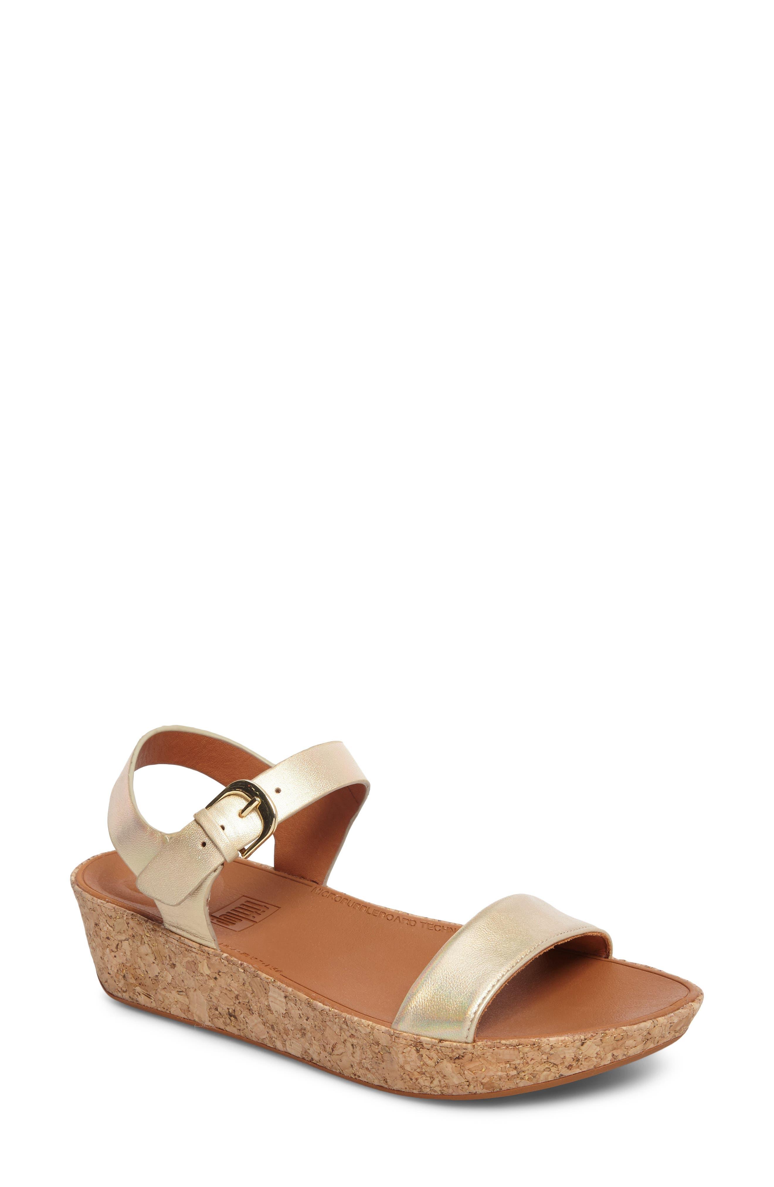 Womens Bon Platform Sandals FitFlop uyjjVW
