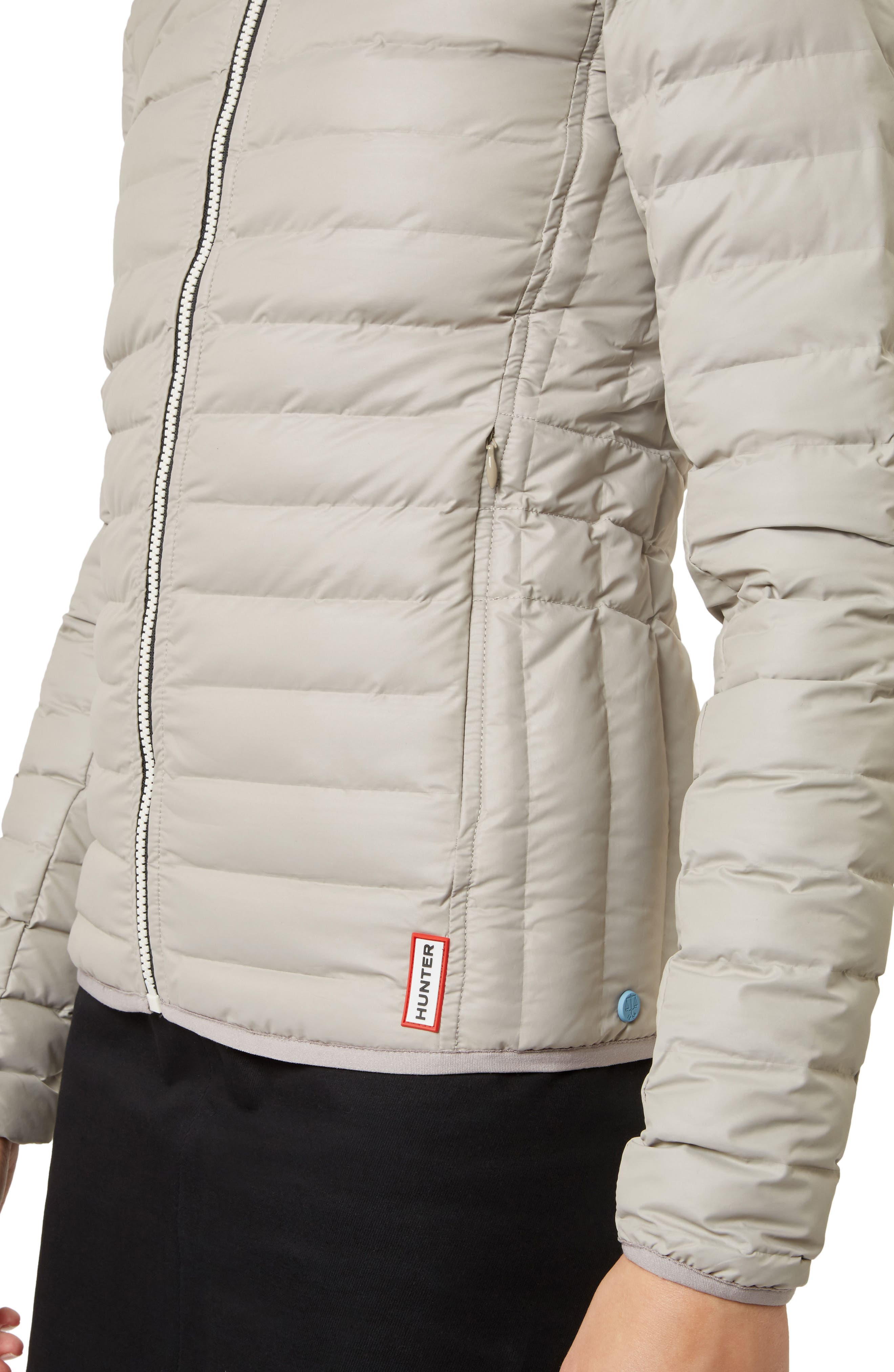 Original Midlayer Water Resistant Thermolite<sup>®</sup> Insulated Jacket,                             Alternate thumbnail 2, color,                             Stone
