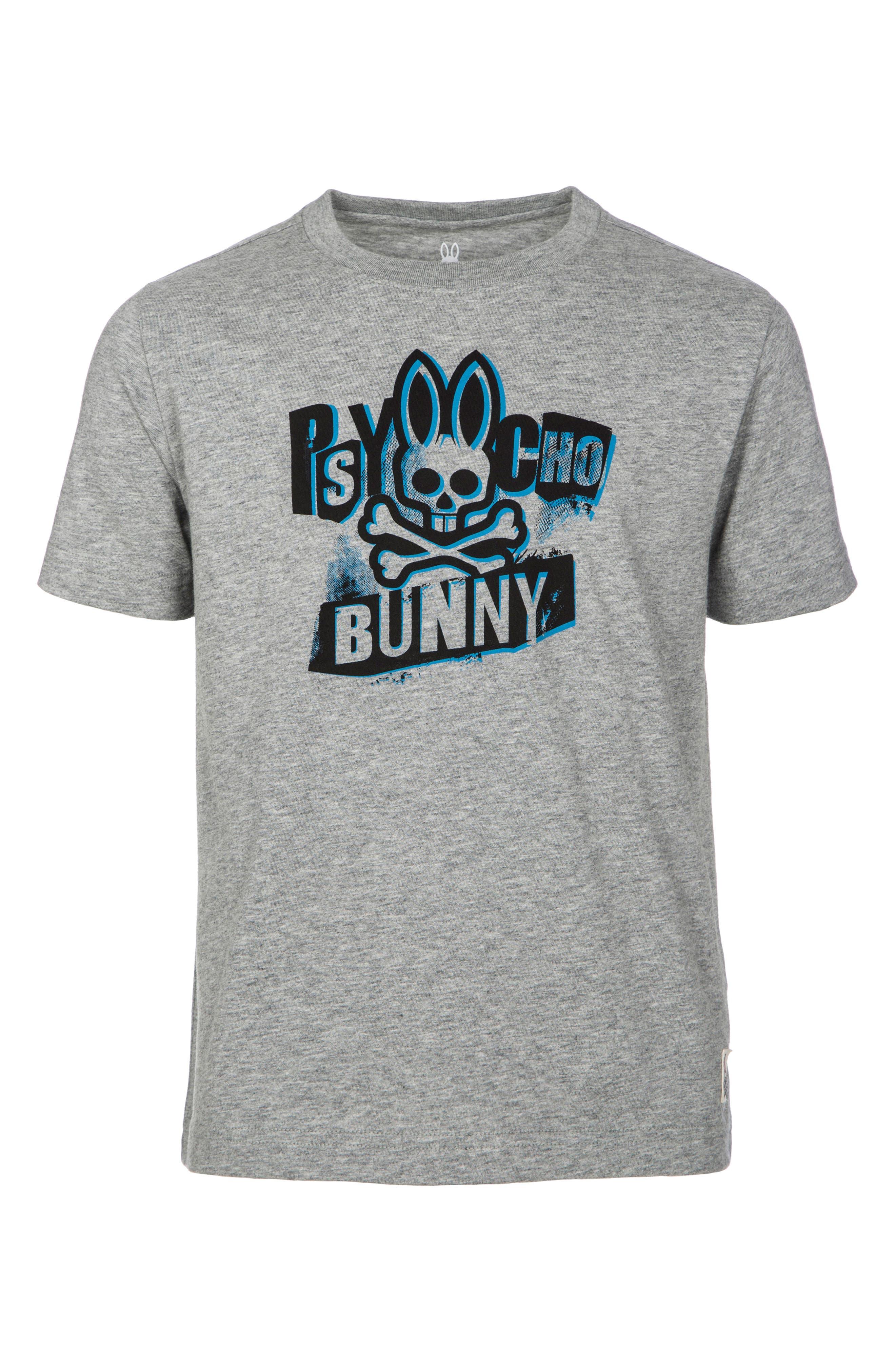 Psycho Bunny Logo Graphic T-Shirt (Little Boys & Big Boys)