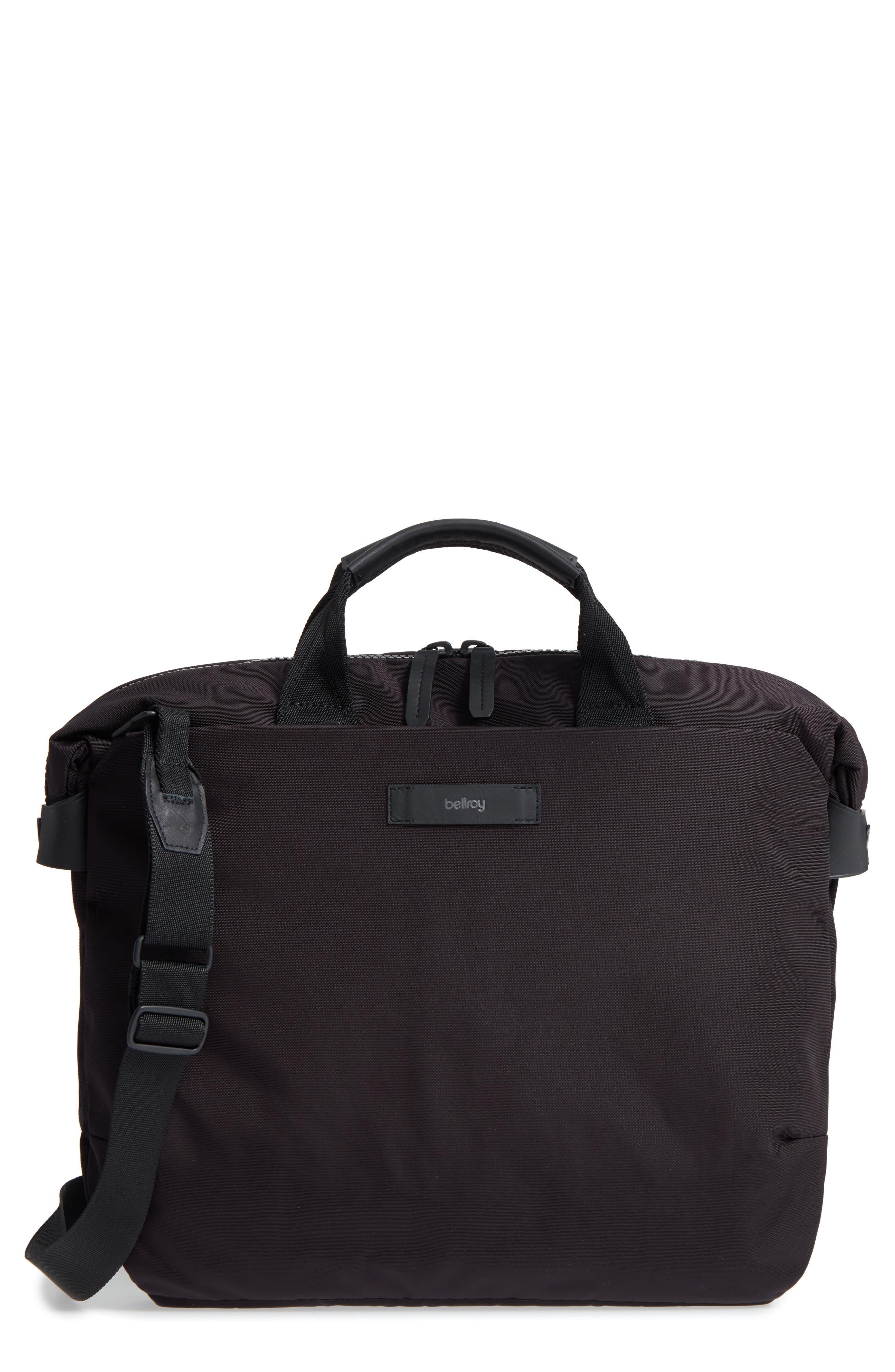 Duo Briefcase,                         Main,                         color, Black