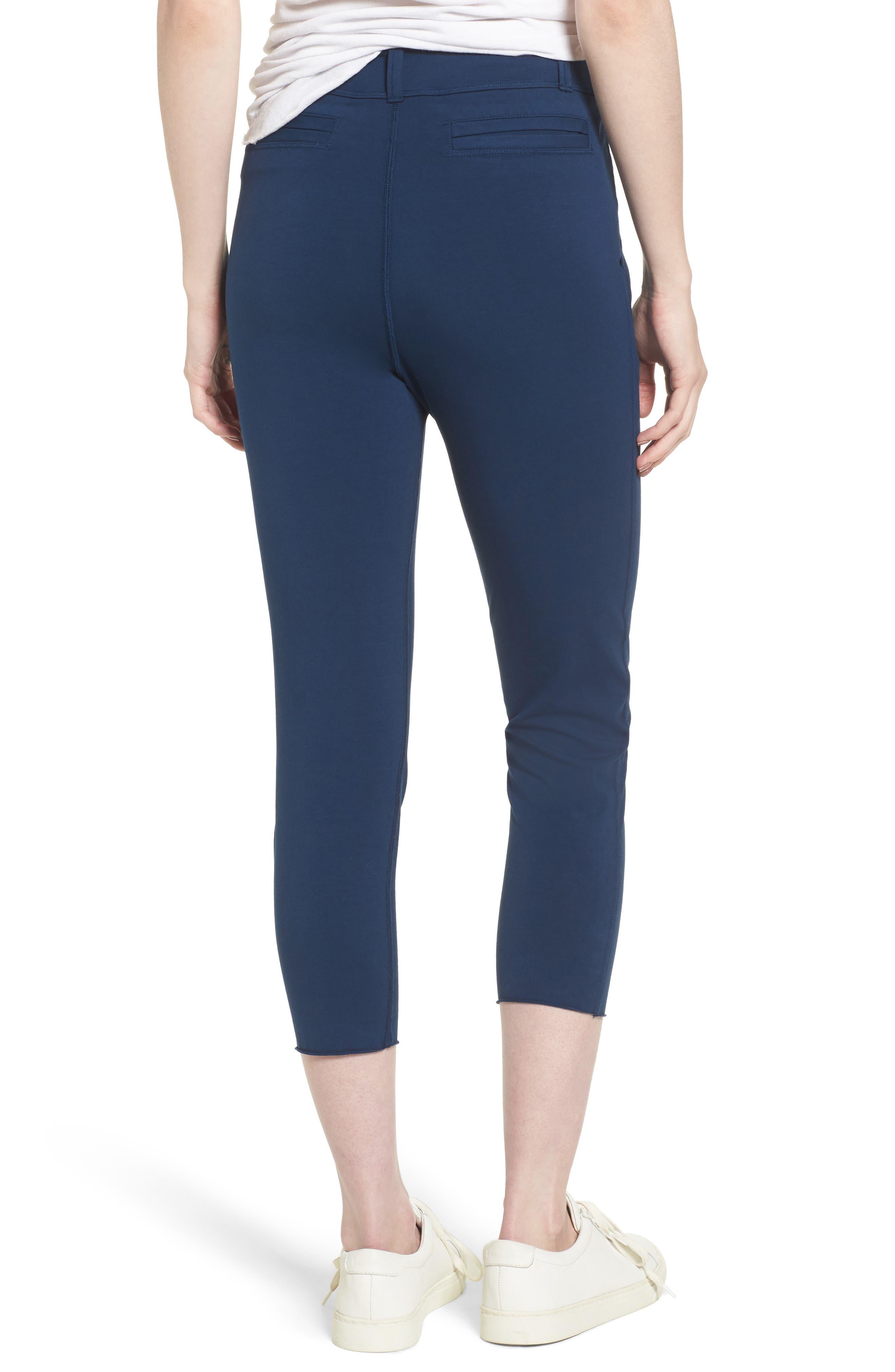 The Trouser Knit Pants,                             Alternate thumbnail 2, color,                             Blazer