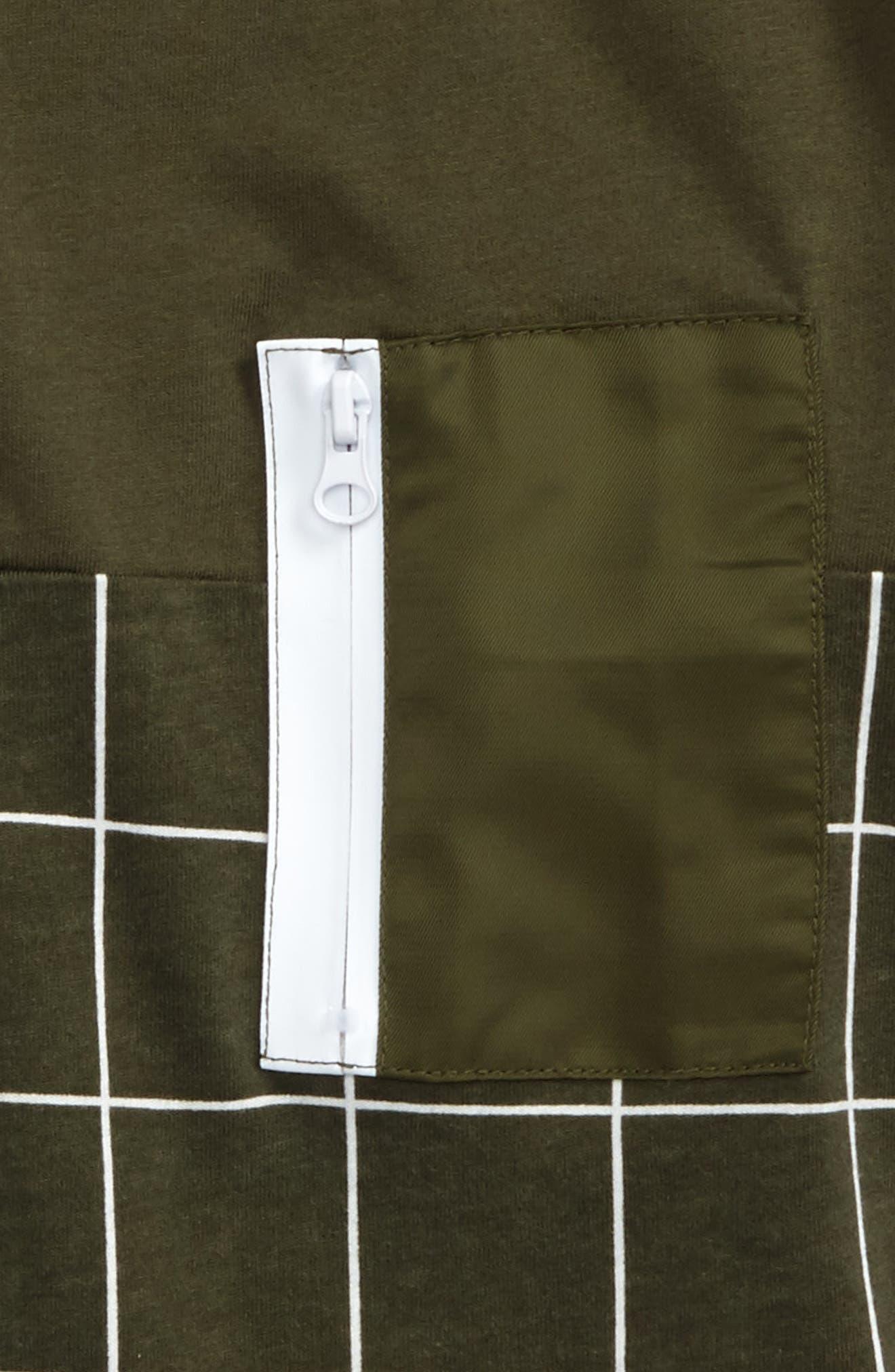 Alternate Image 2  - Elwood Contrast Pocket T-Shirt (Little Boys & Big Boys)