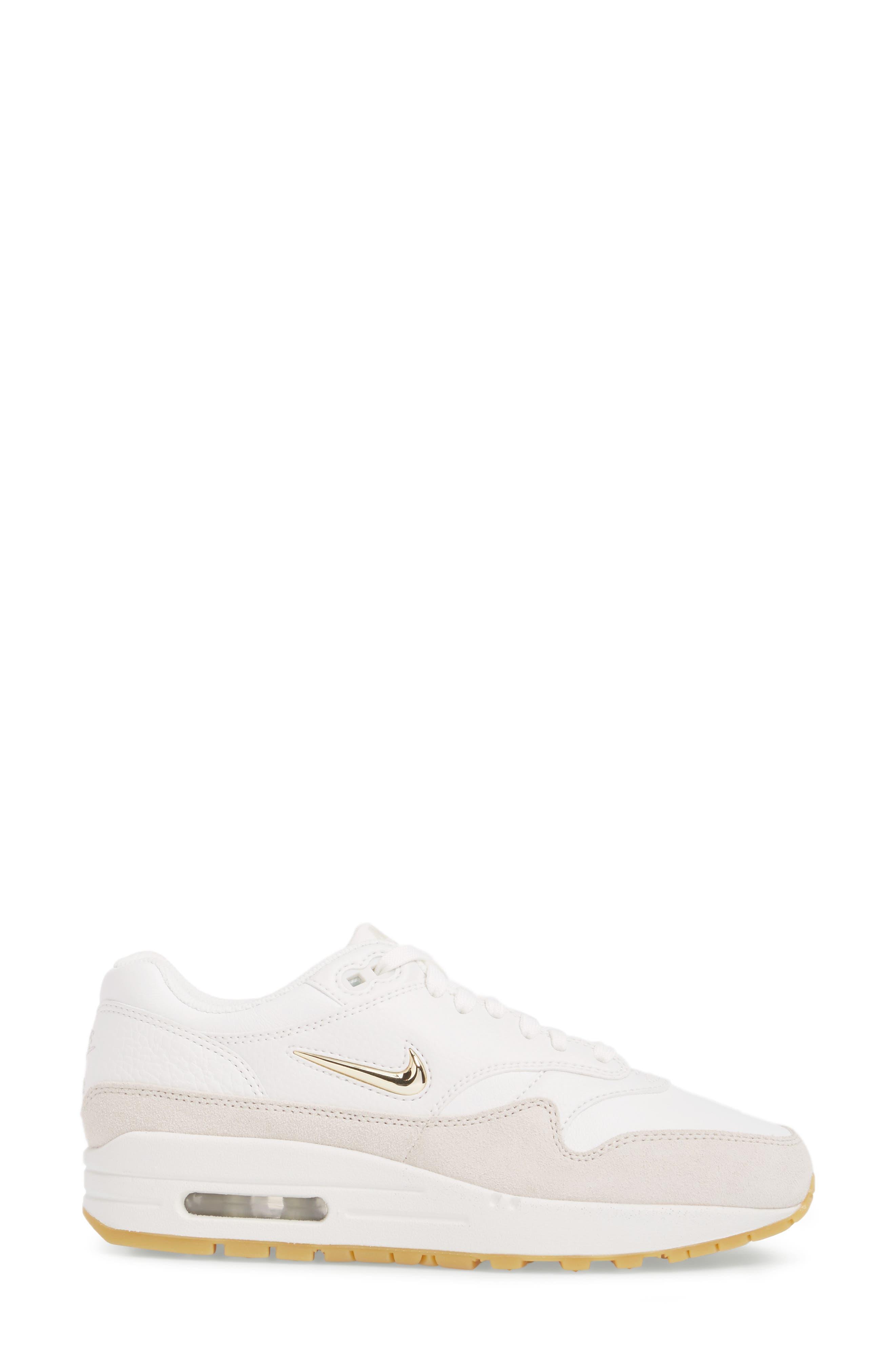 Alternate Image 3  - Nike Air Max 1 Premium SC Sneaker (Women)
