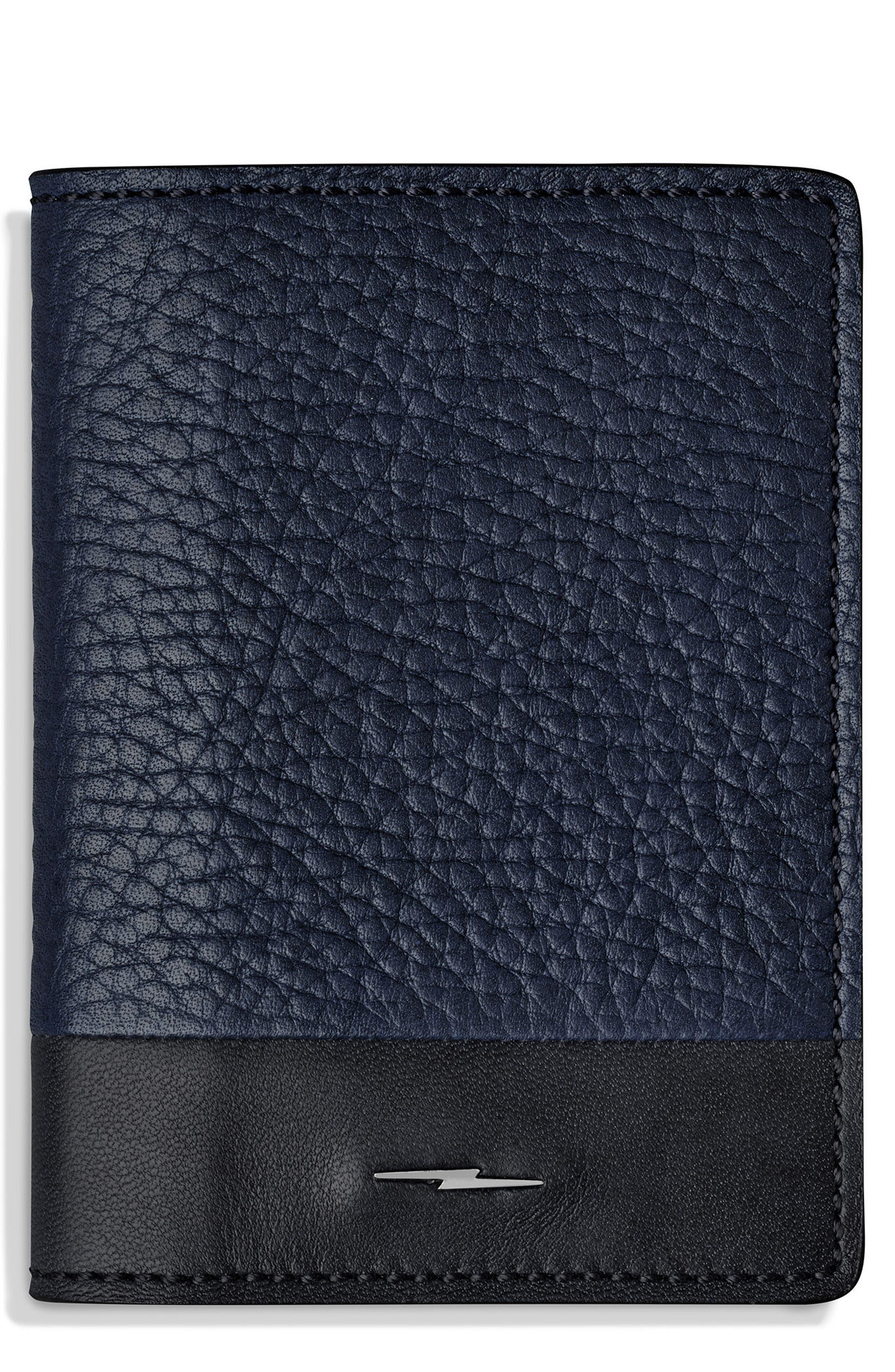 Alternate Image 1 Selected - Shinola Bold Card Case