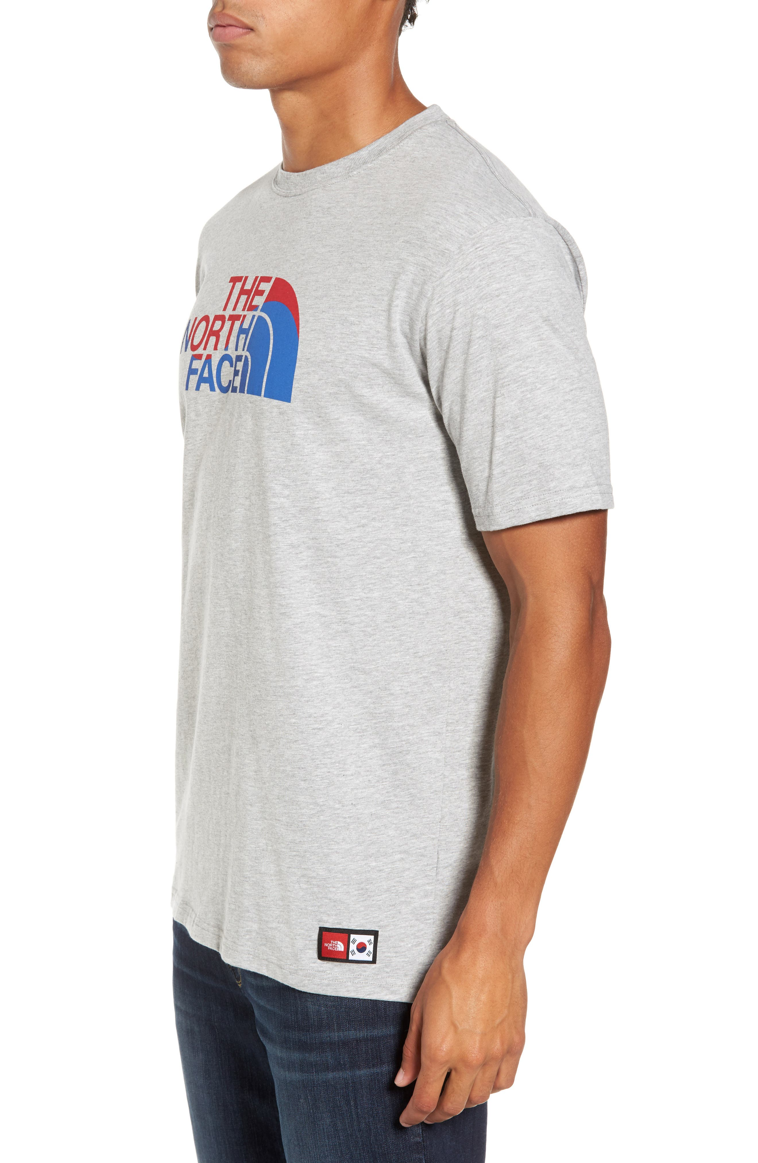 Alternate Image 3  - The North Face International Collection Crewneck T-Shirt