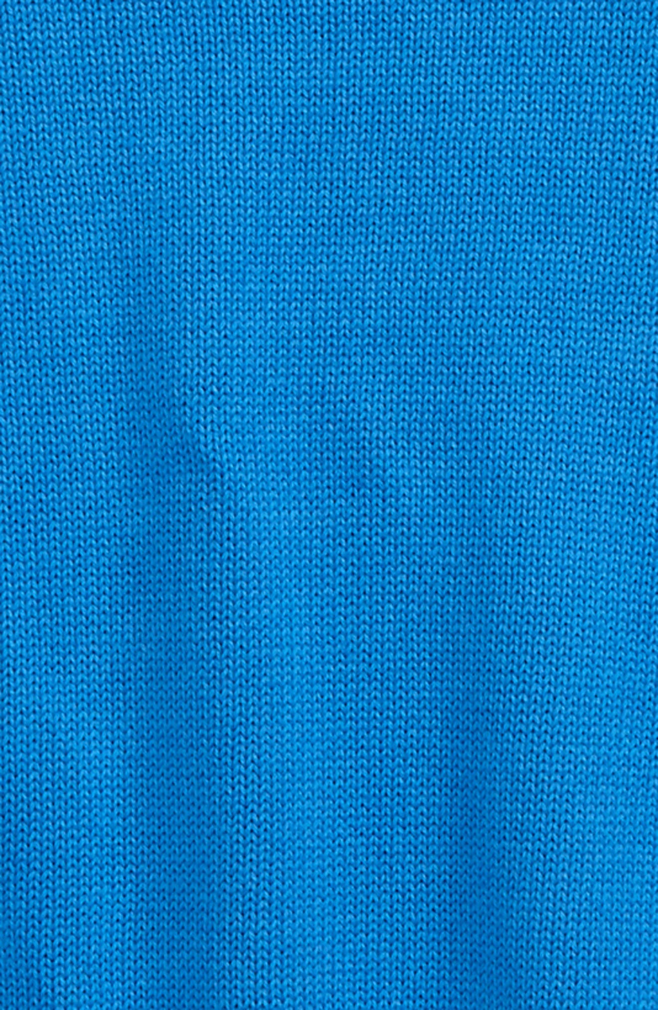 Classic Crewneck Sweater,                             Alternate thumbnail 2, color,                             Hull Blue