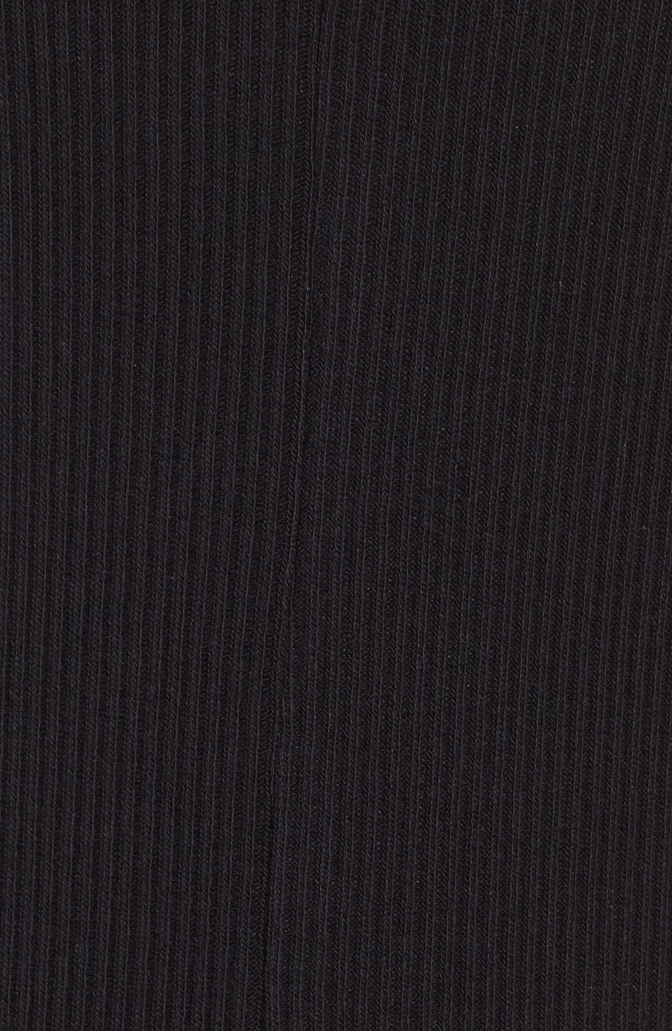 Alternate Image 5  - LACAUSA Naomi Knit Lounge Jumpsuit