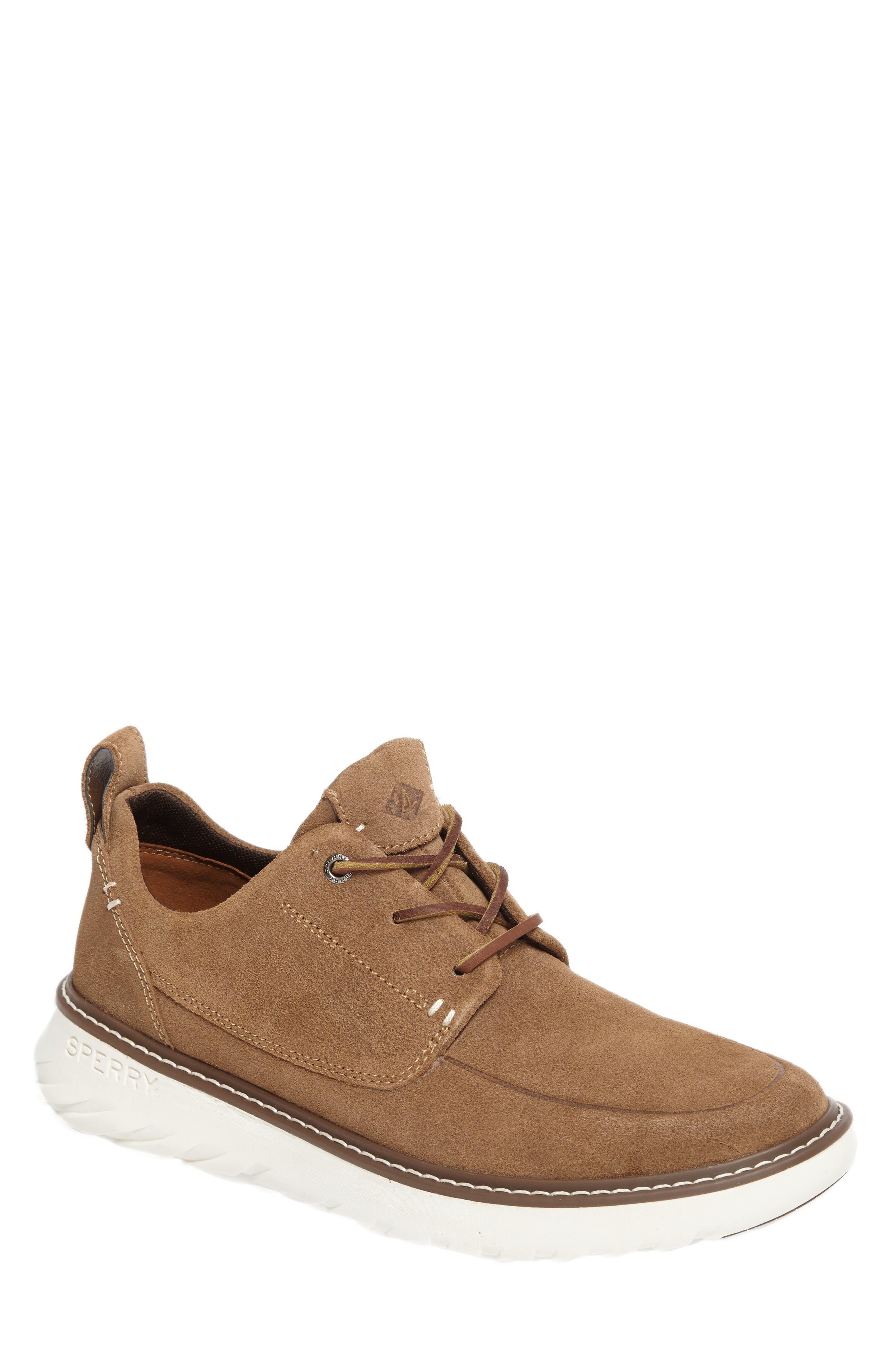 Element Chukka Boot,                             Main thumbnail 1, color,                             Carmel Leather