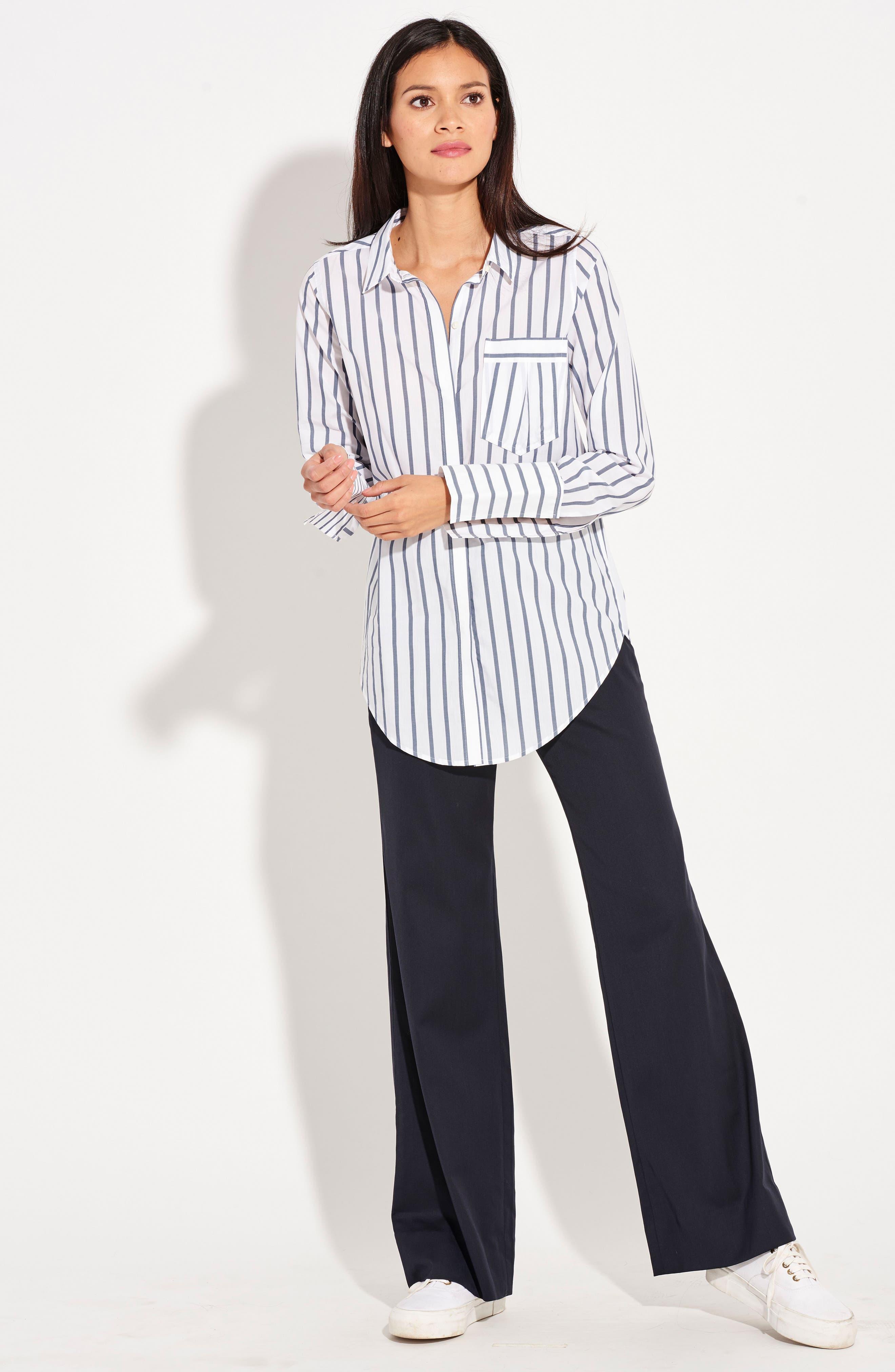 Alternate Image 1 Selected - AYR The Great Hope Stripe Shirt