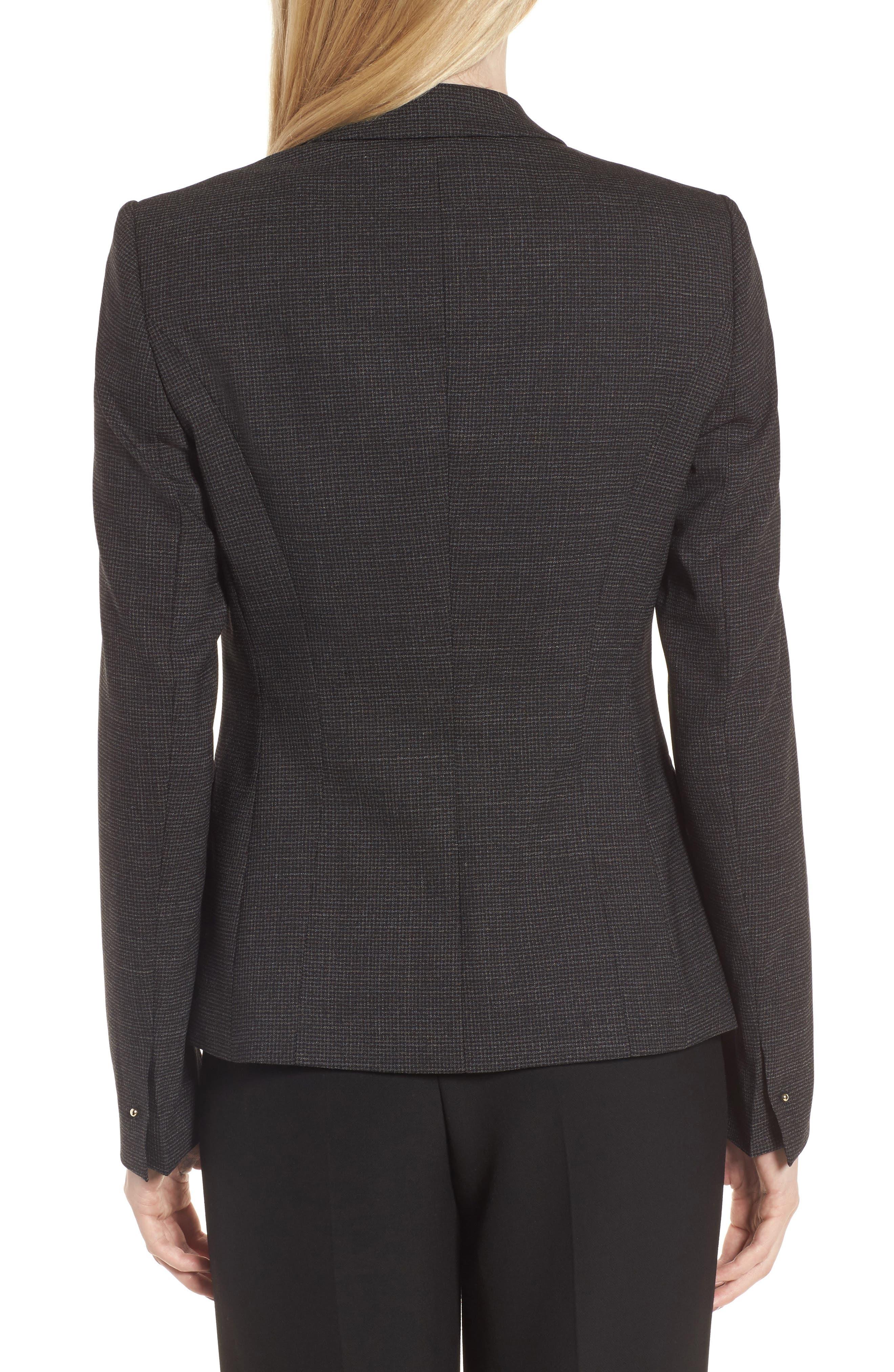 Alternate Image 2  - BOSS Jewisa Wool Jacket