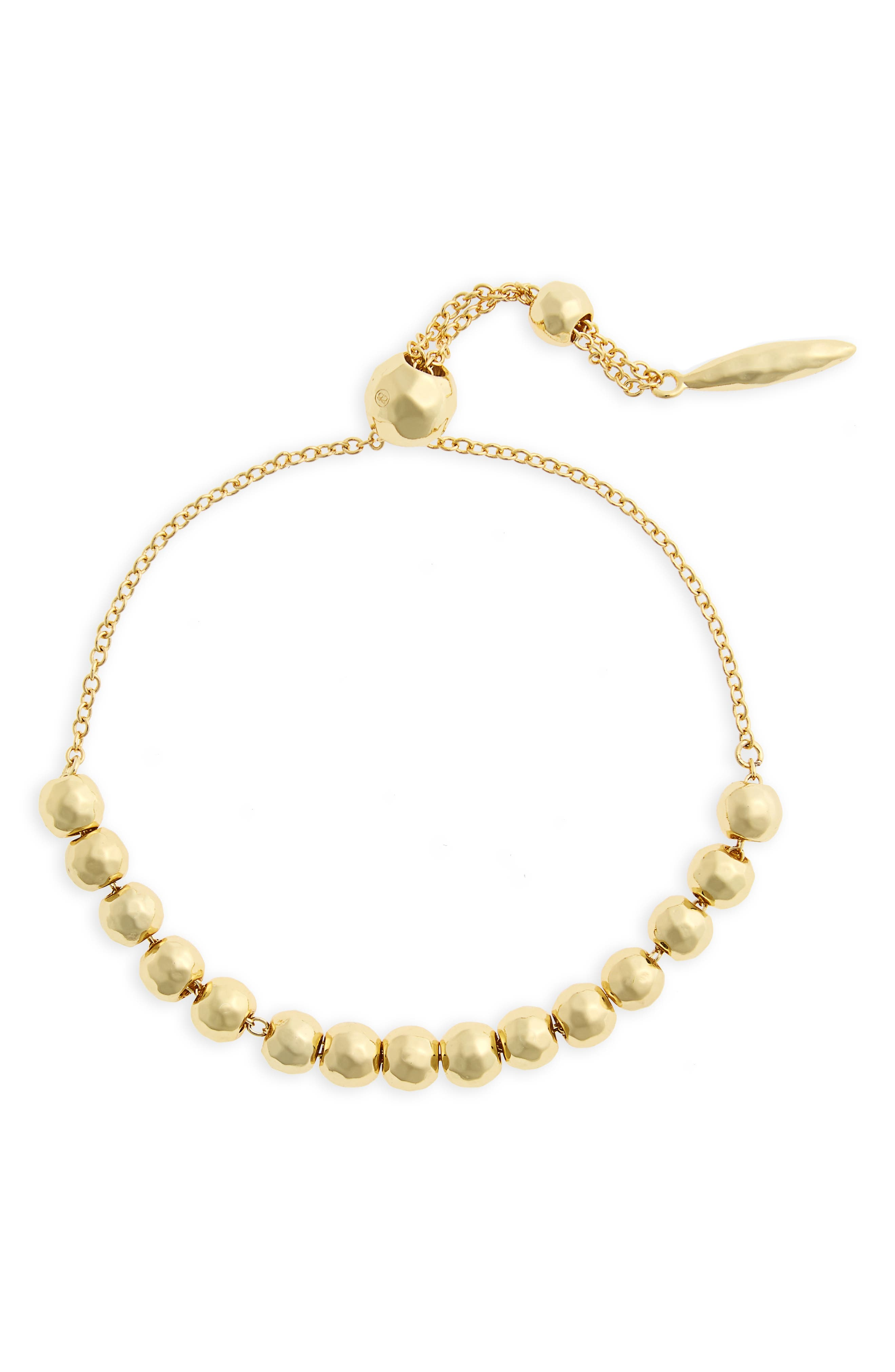 Alternate Image 1 Selected - gorjana Laguna Adjustable Bracelet