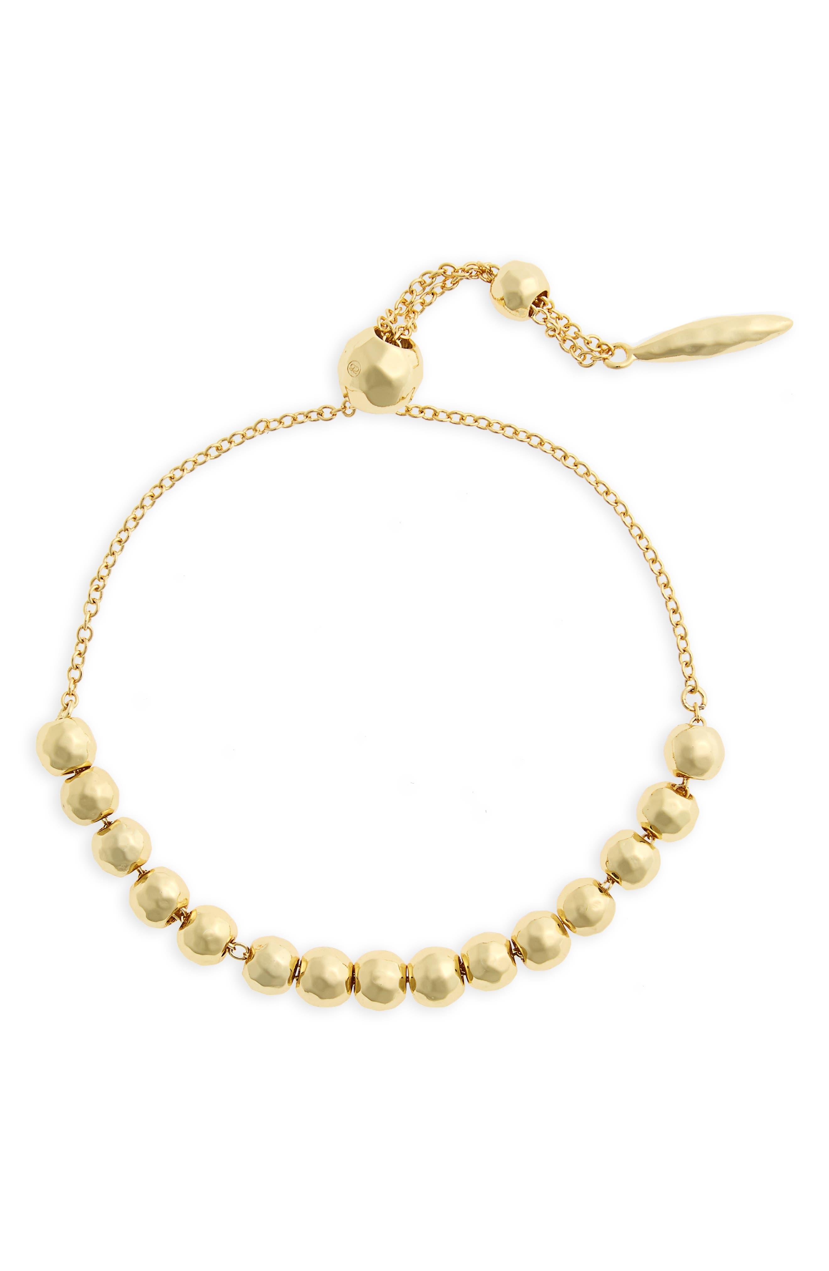 Main Image - gorjana Laguna Adjustable Bracelet